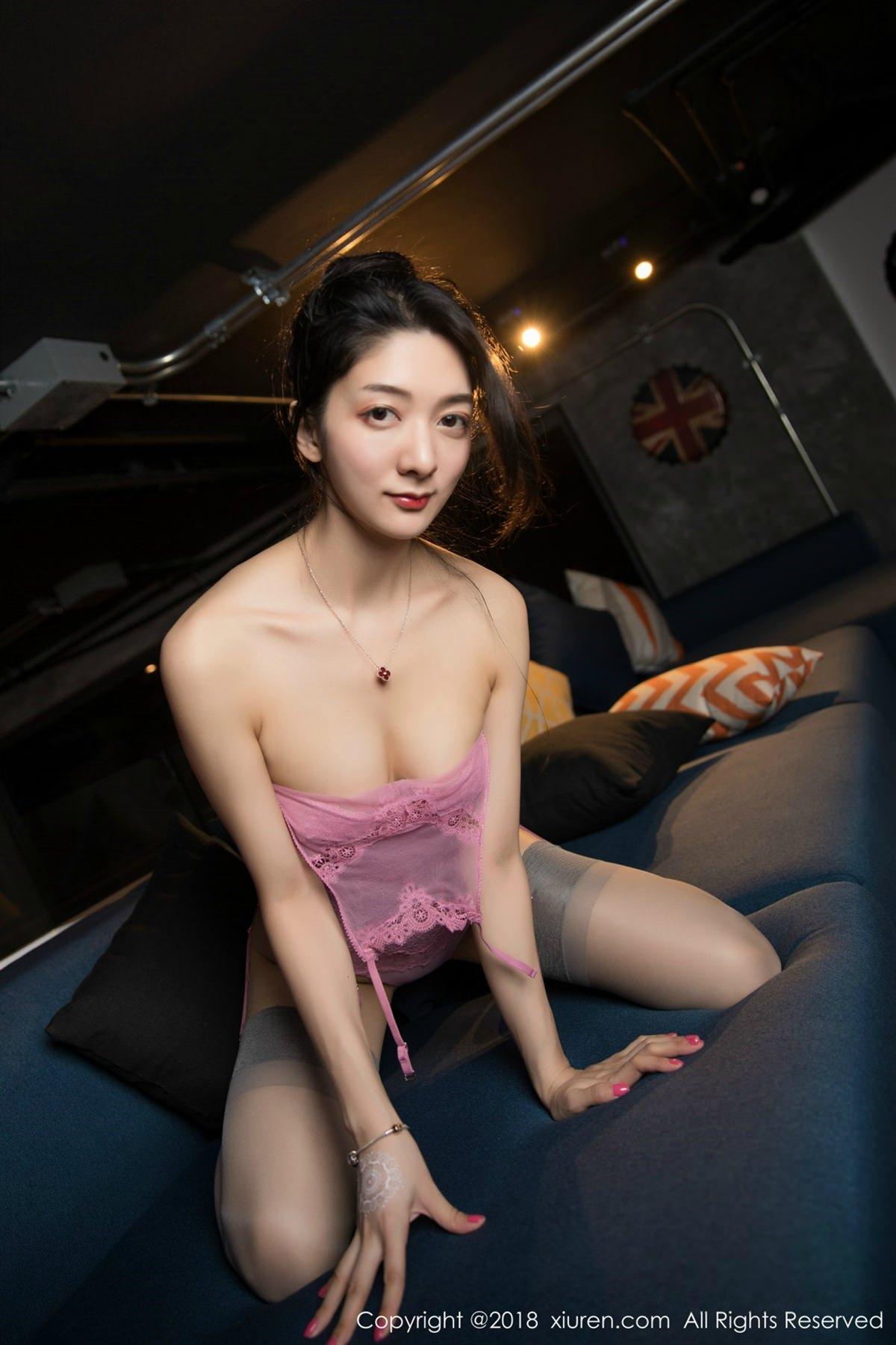 XiuRen No.1080 43P, Di Yi, Xiuren