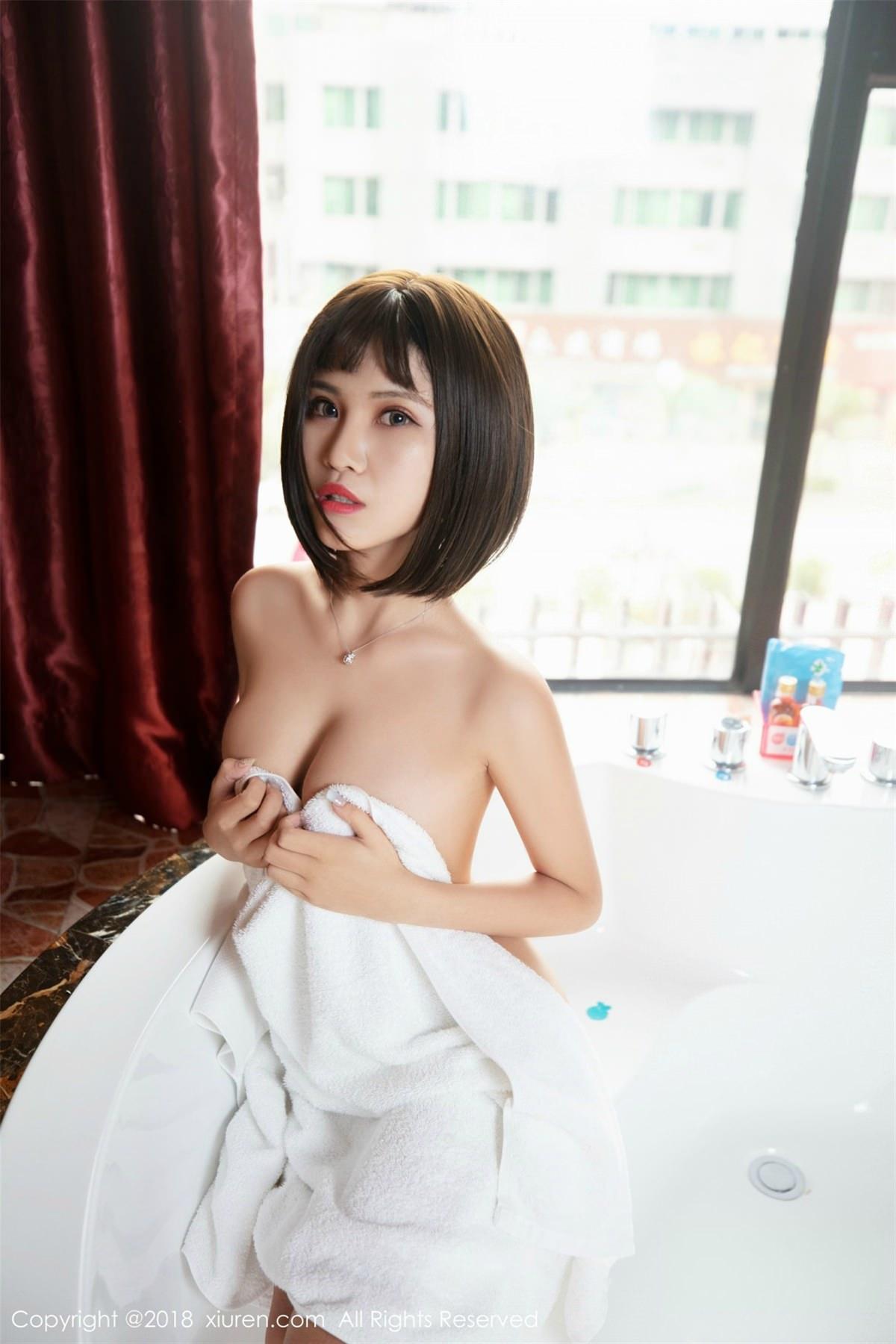 XiuRen No.1083 27P, Meng Bao Er, Xiuren