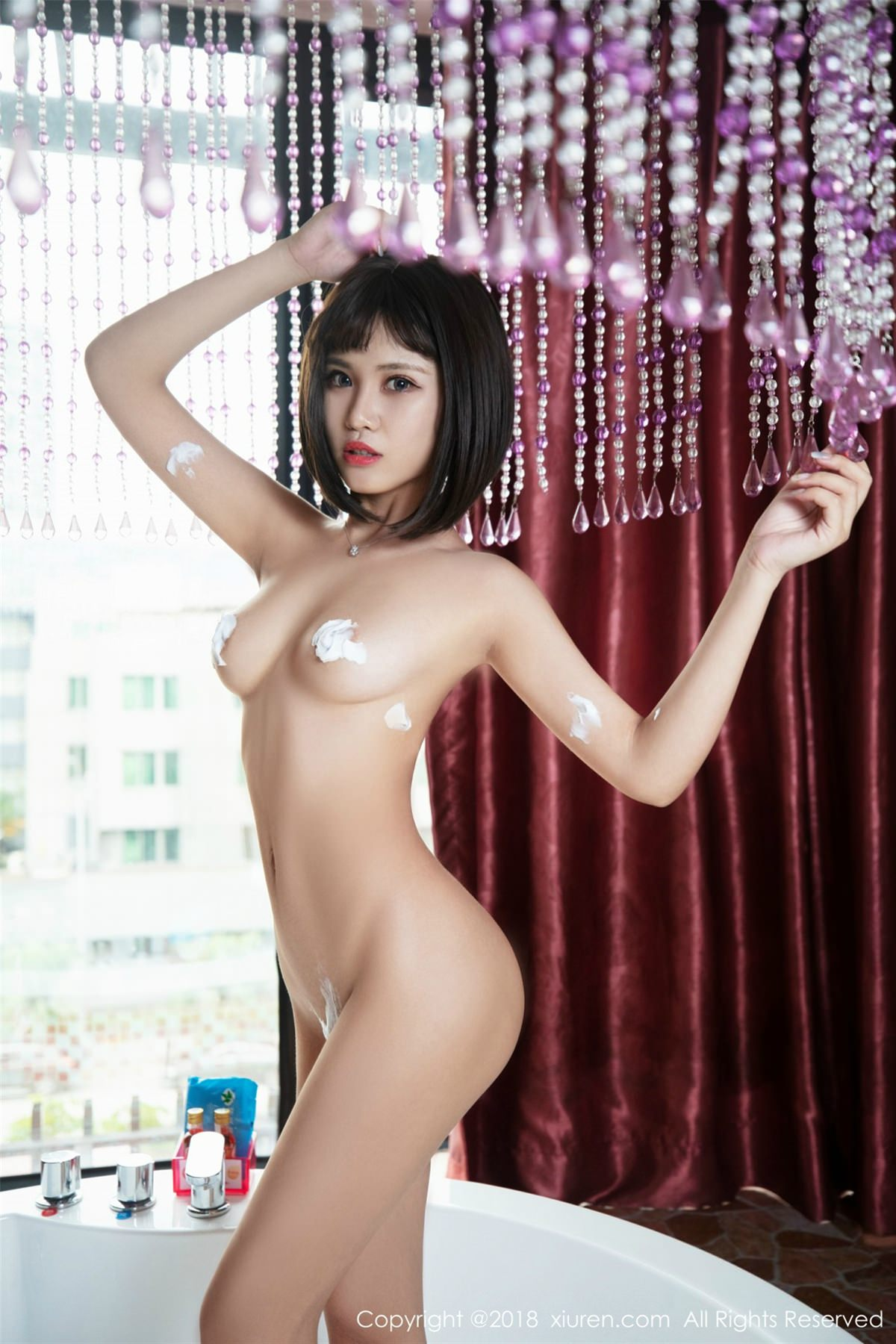 XiuRen No.1083 34P, Meng Bao Er, Xiuren