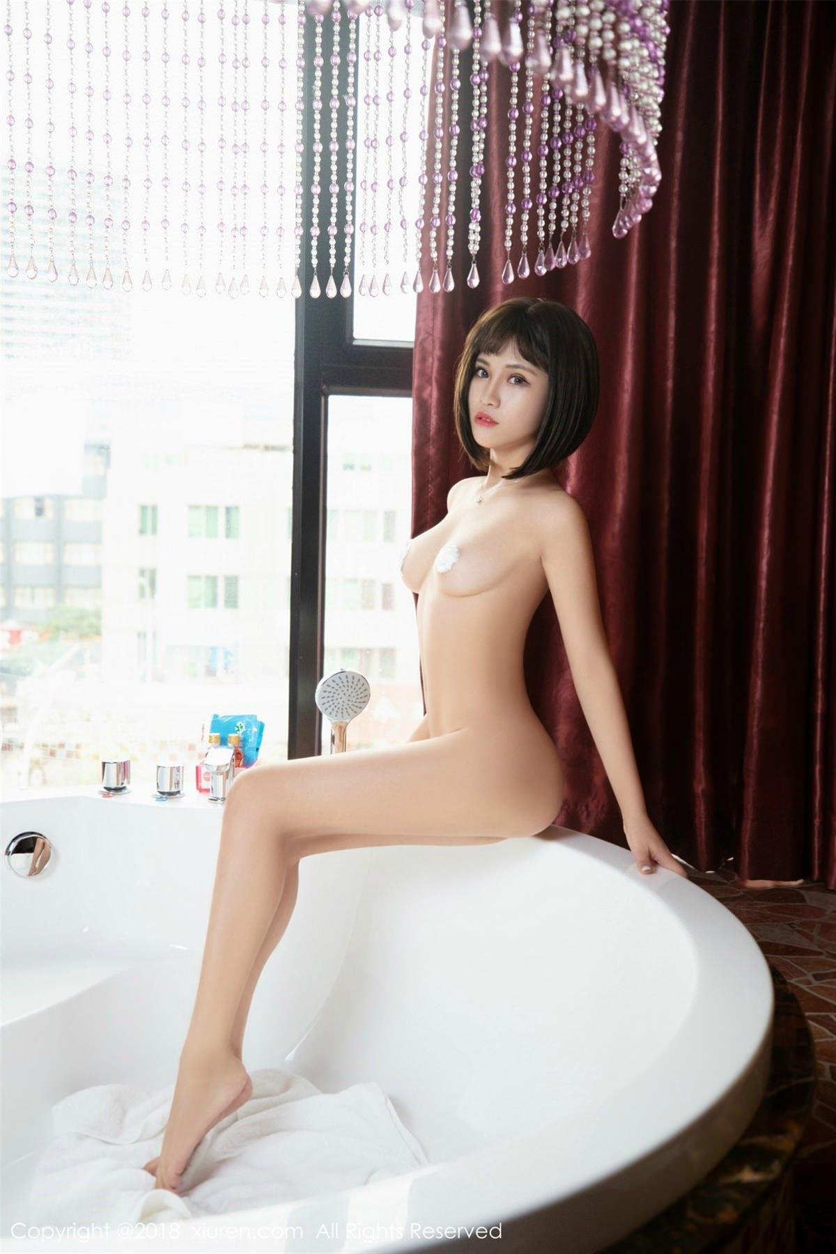 XiuRen No.1083 49P, Meng Bao Er, Xiuren