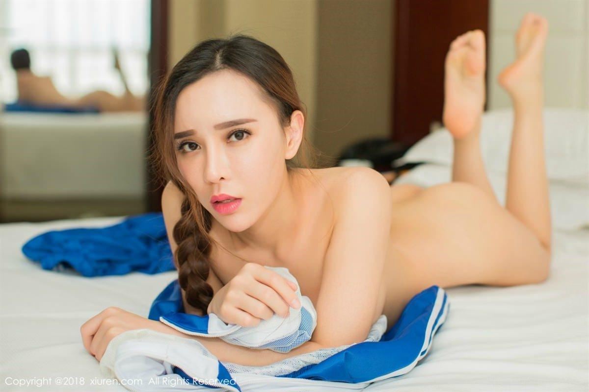 XiuRen No.1084 13P, Ai Xiao Qing, Xiuren