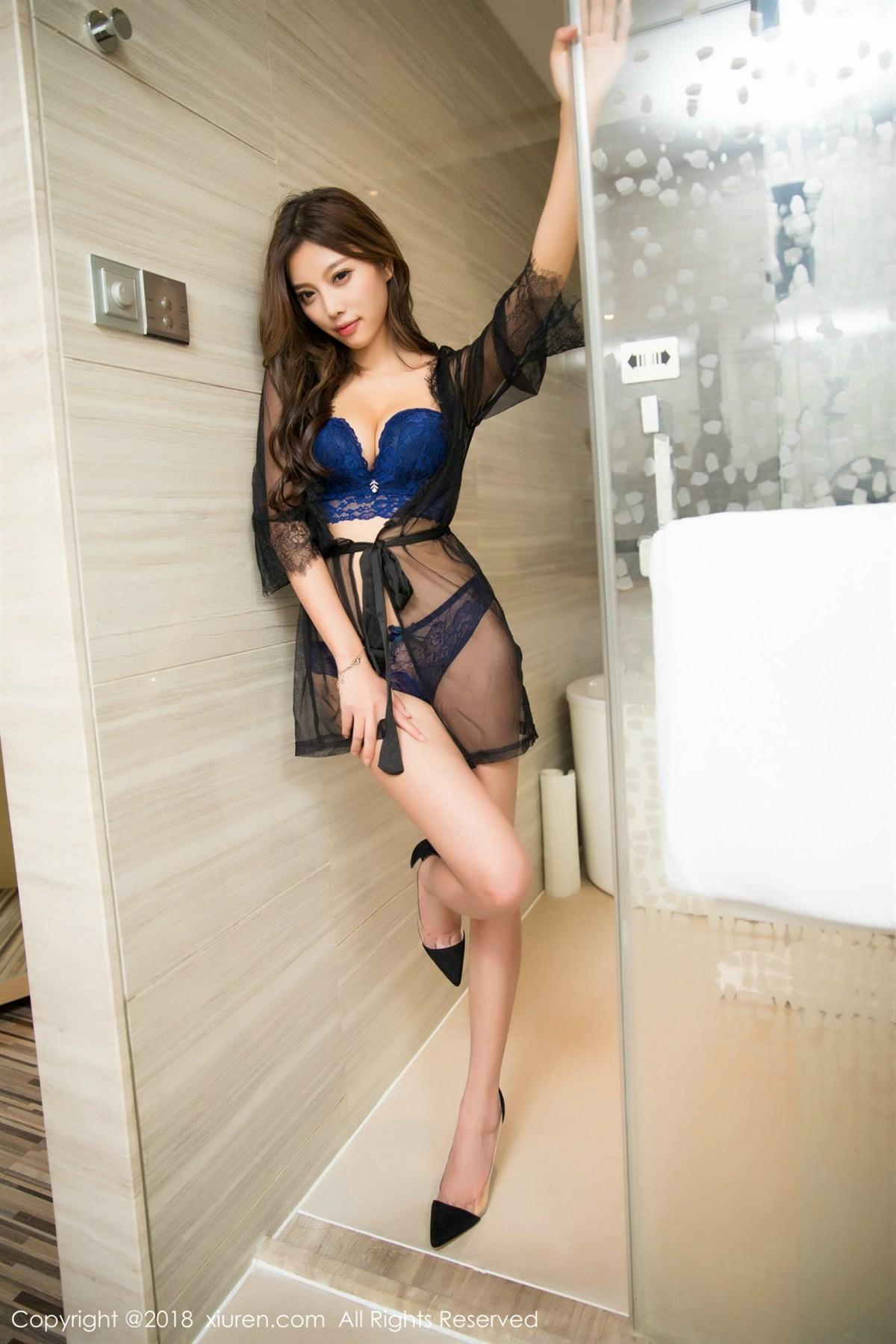 XiuRen No.1089 6P, Xiuren, Yang Chen Chen