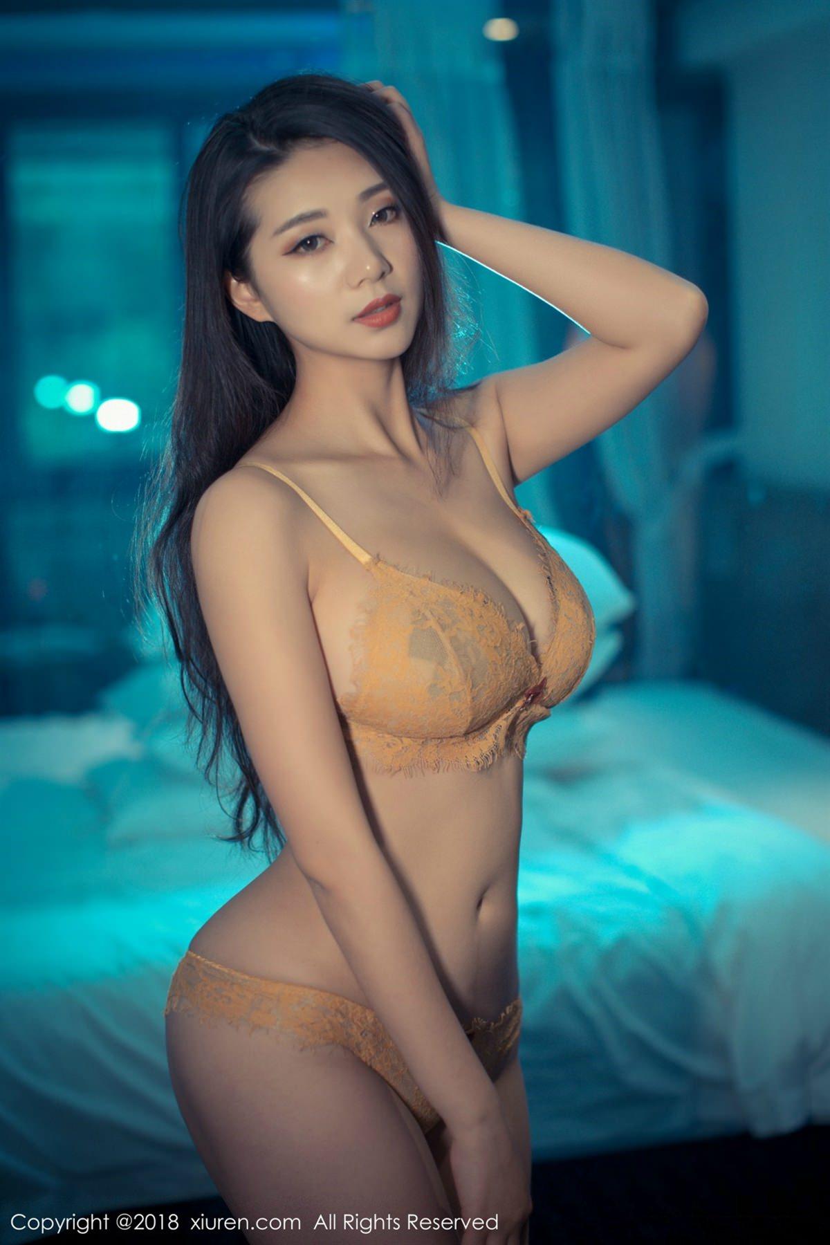 XiuRen No.1090 44P, Song Ki Ki, Xiuren