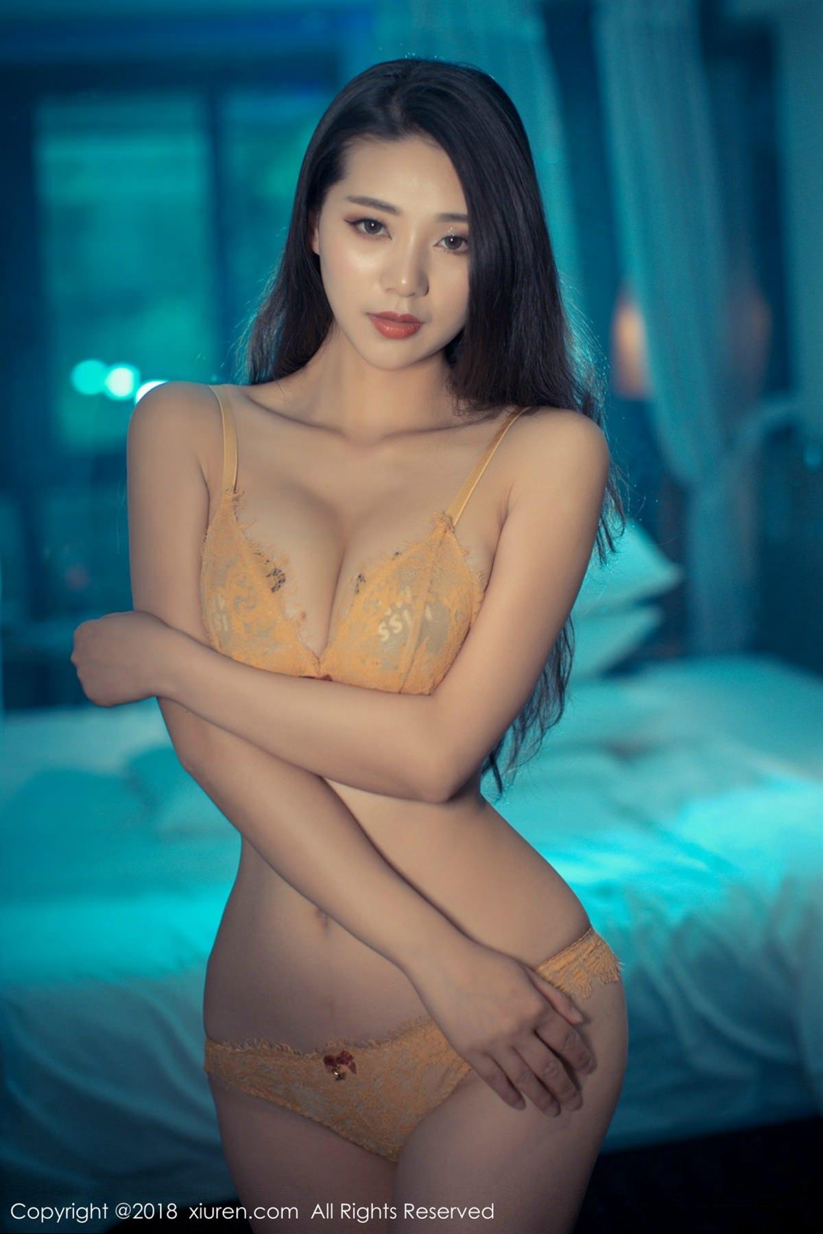XiuRen No.1090 46P, Song Ki Ki, Xiuren