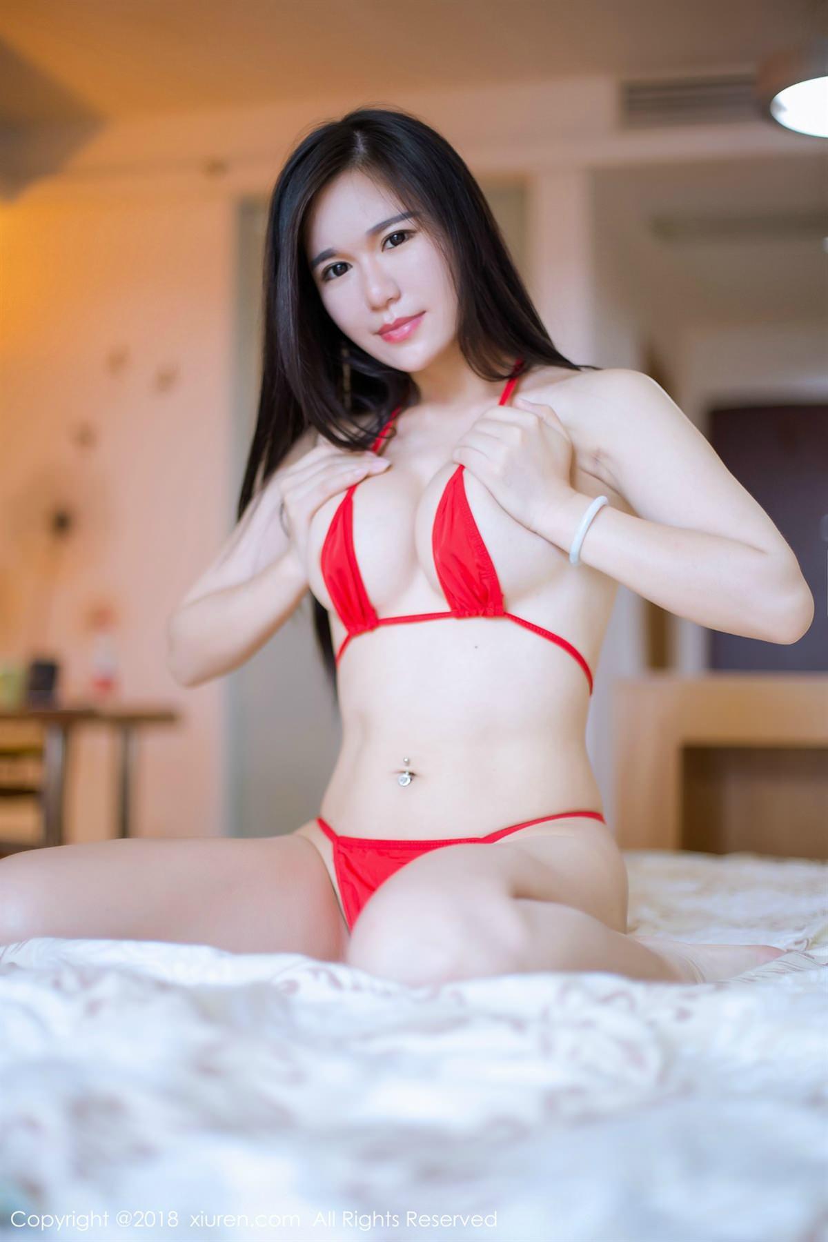 XiuRen No.1092 34P, Wang Zi Lin, Xiuren