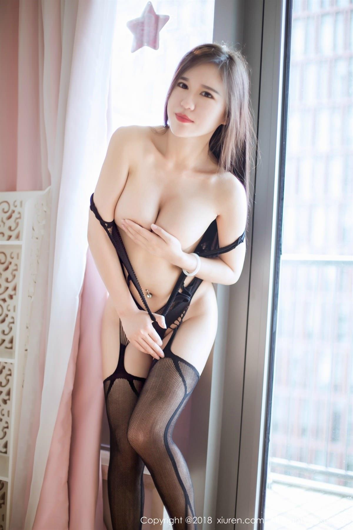 XiuRen No.1092 9P, Wang Zi Lin, Xiuren