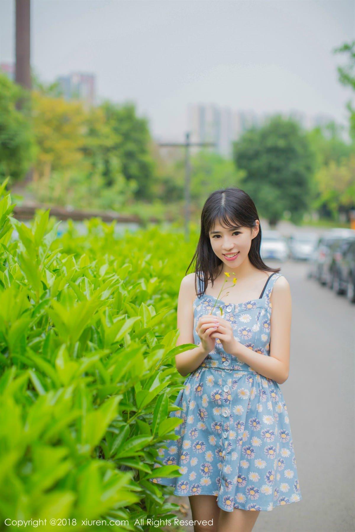 XiuRen No.1094 33P, Ai Li Li, Xiuren