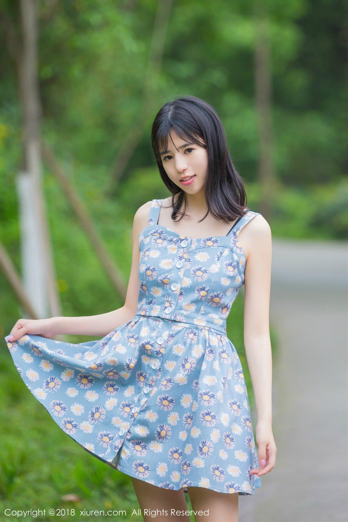 XiuRen No.1094 40P, Ai Li Li, Xiuren