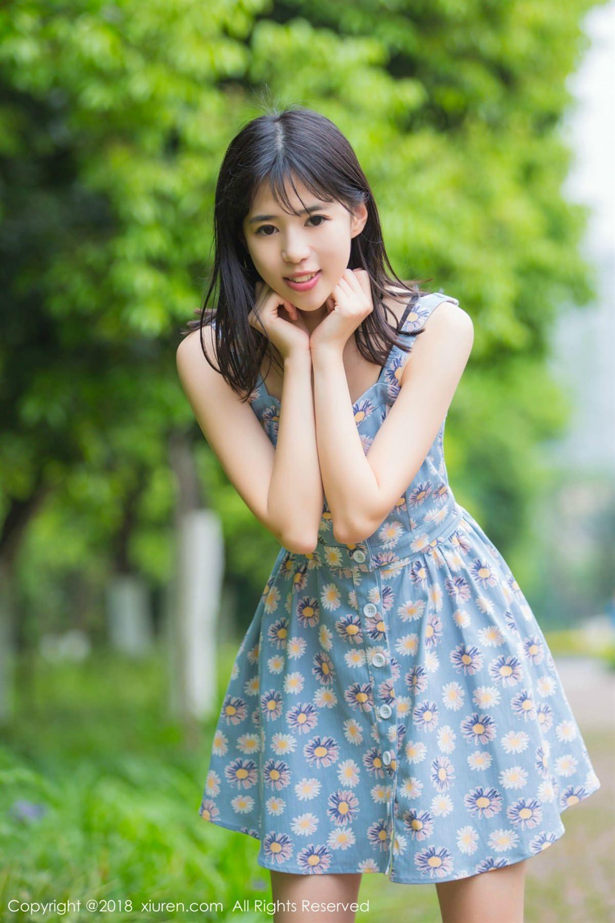XiuRen No.1094 45P, Ai Li Li, Xiuren