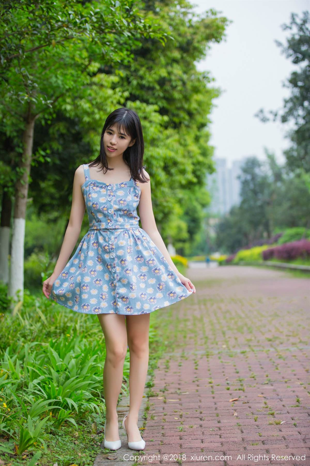 XiuRen No.1094 46P, Ai Li Li, Xiuren