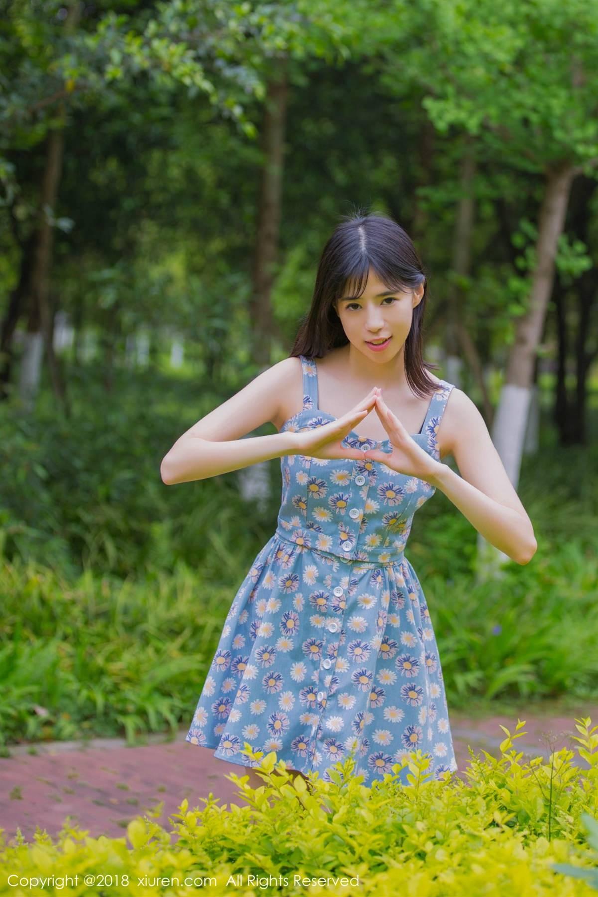 XiuRen No.1094 49P, Ai Li Li, Xiuren