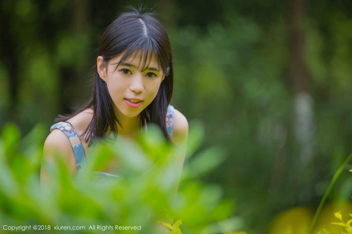 XiuRen No.1094 50P, Ai Li Li, Xiuren