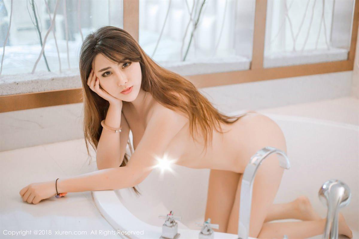 XiuRen No.1096 11P, Meng Hu Li, Xiuren