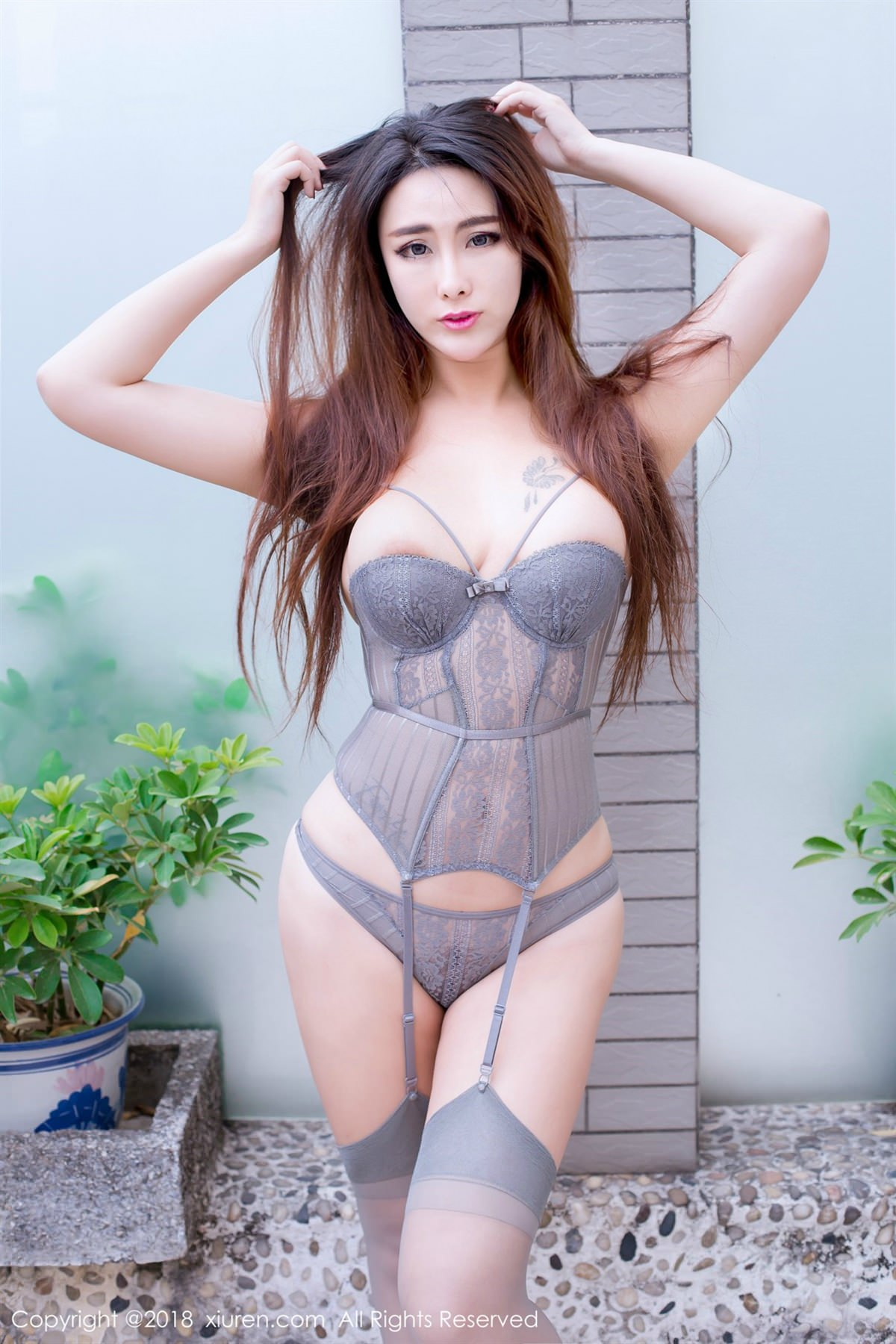 XiuRen No.1096 31P, Meng Hu Li, Xiuren