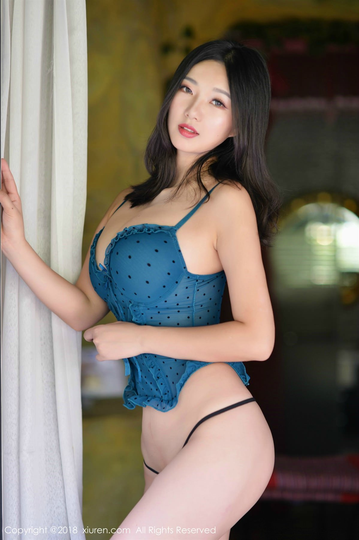 XiuRen No.1098 3P, Song Ki Ki, Xiuren