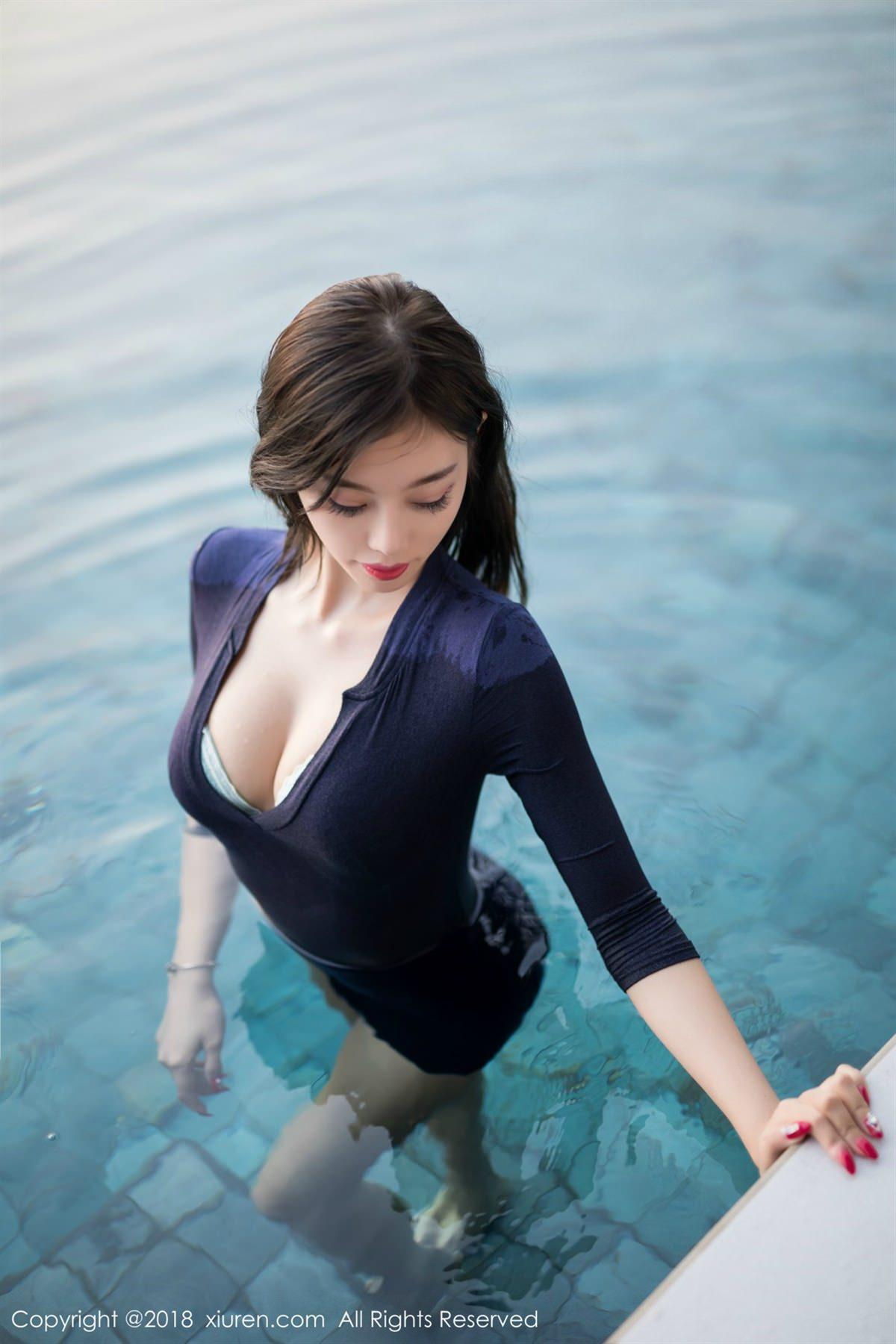 XiuRen No.1108 45P, Xiuren, Yang Chen Chen