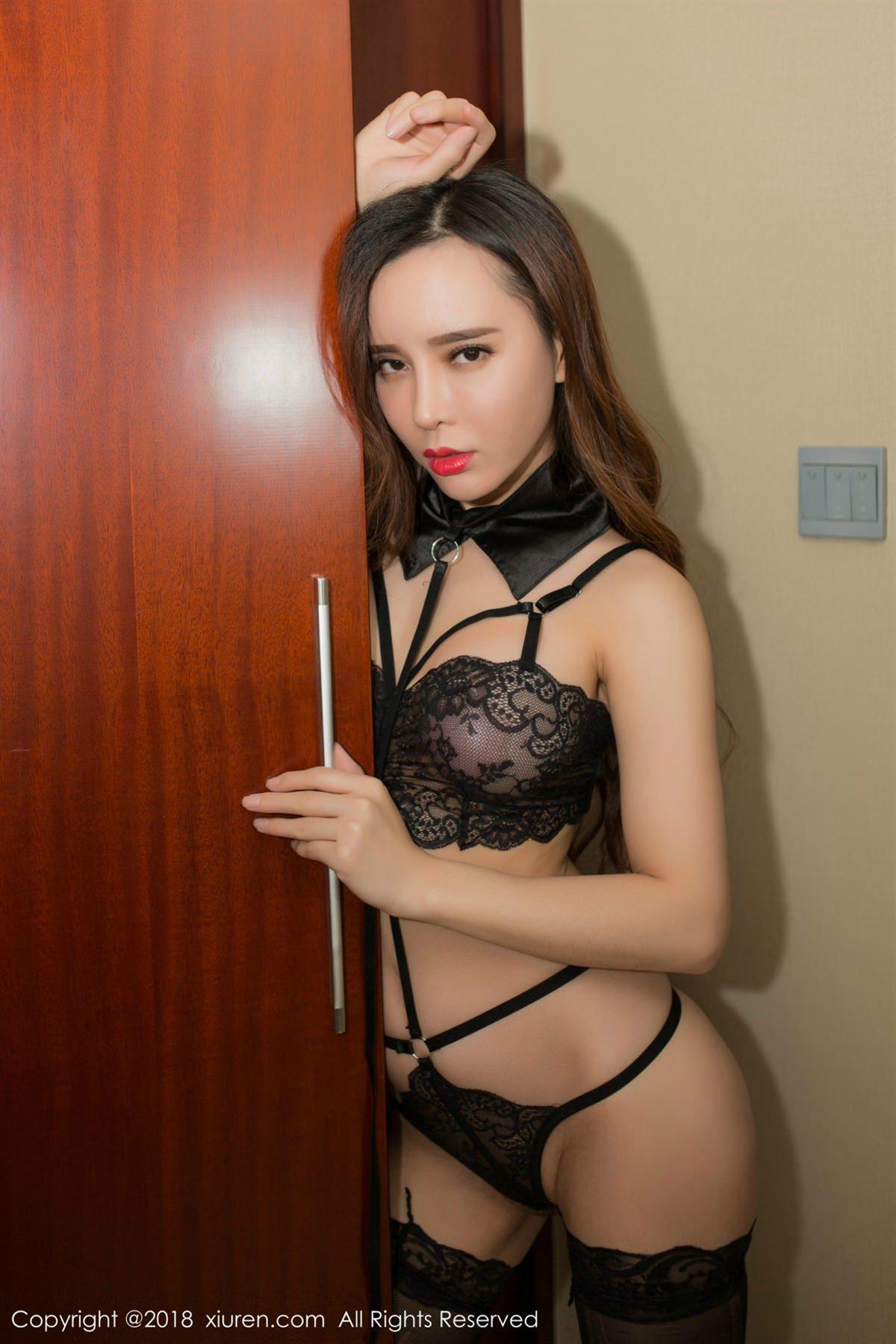 XiuRen No.1109 43P, Ai Xiao Qing, Xiuren
