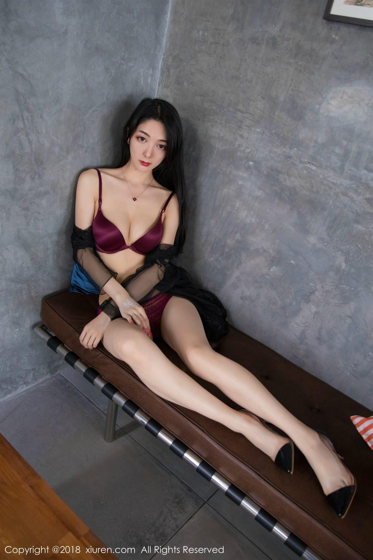 XiuRen No.1112 16P, Di Yi, Xiuren
