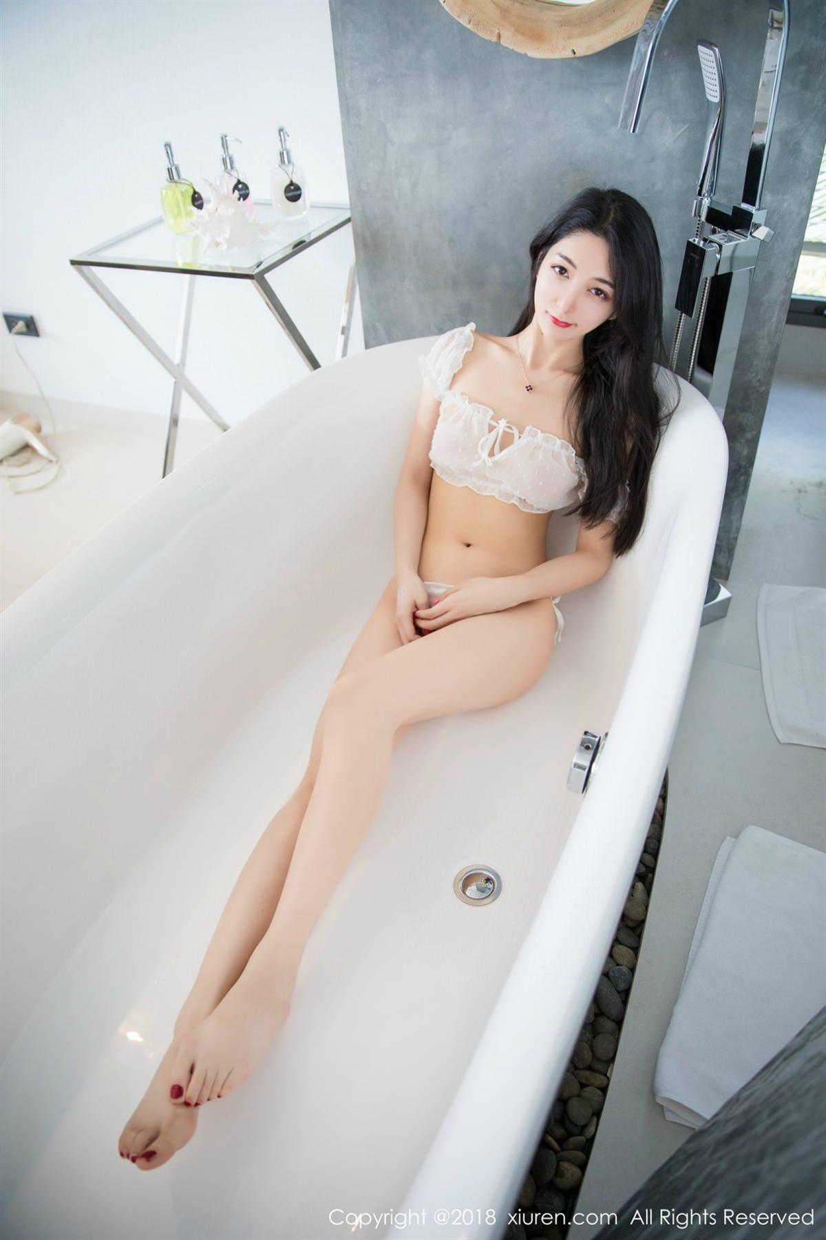 XiuRen No.1112 38P, Di Yi, Xiuren