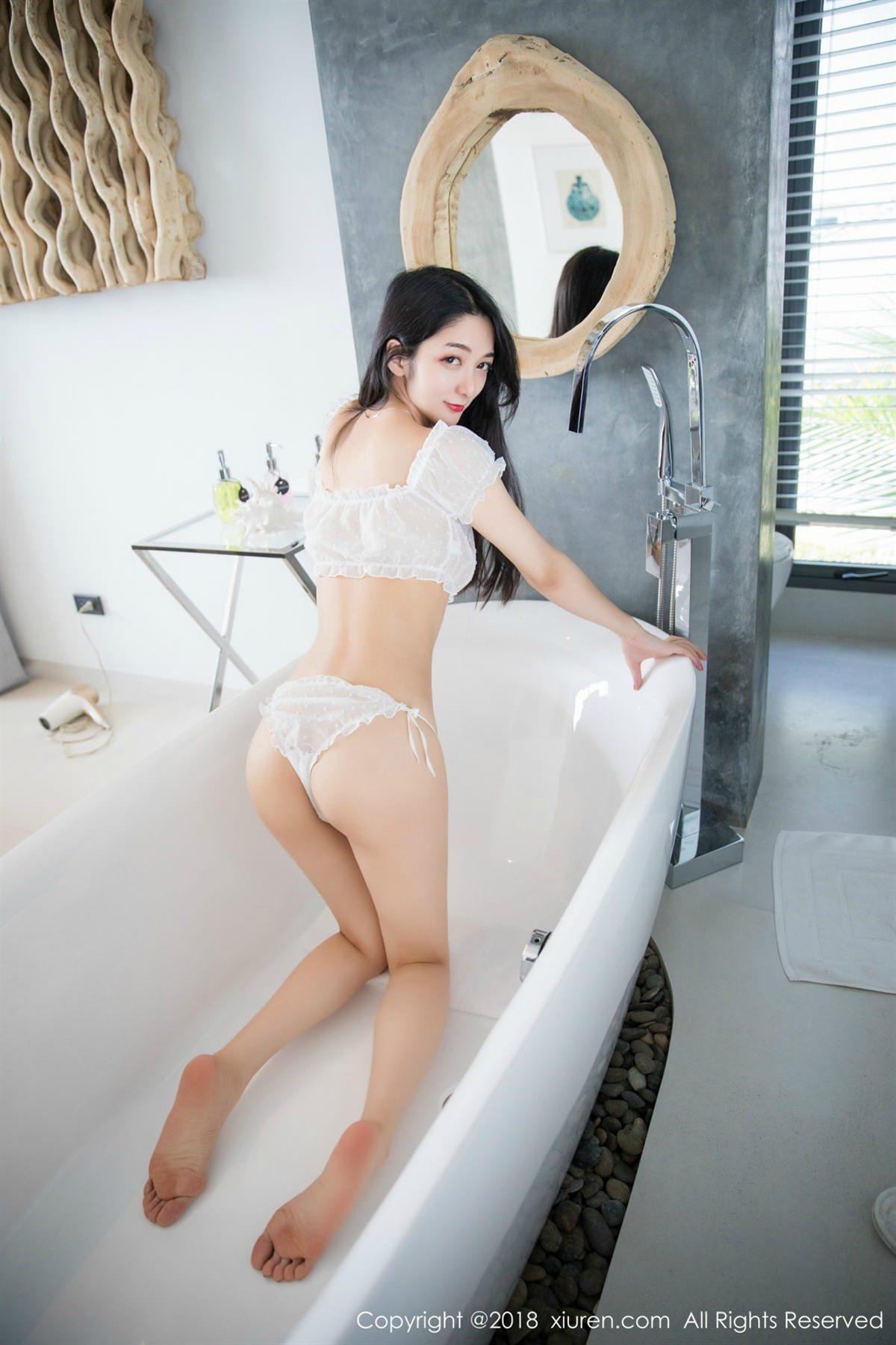 XiuRen No.1112 46P, Di Yi, Xiuren