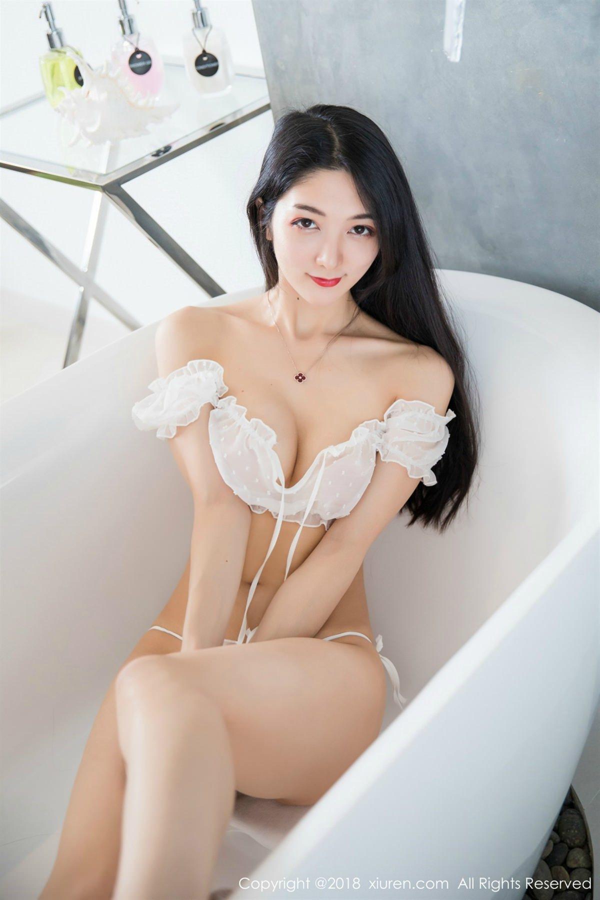 XiuRen No.1112 48P, Di Yi, Xiuren