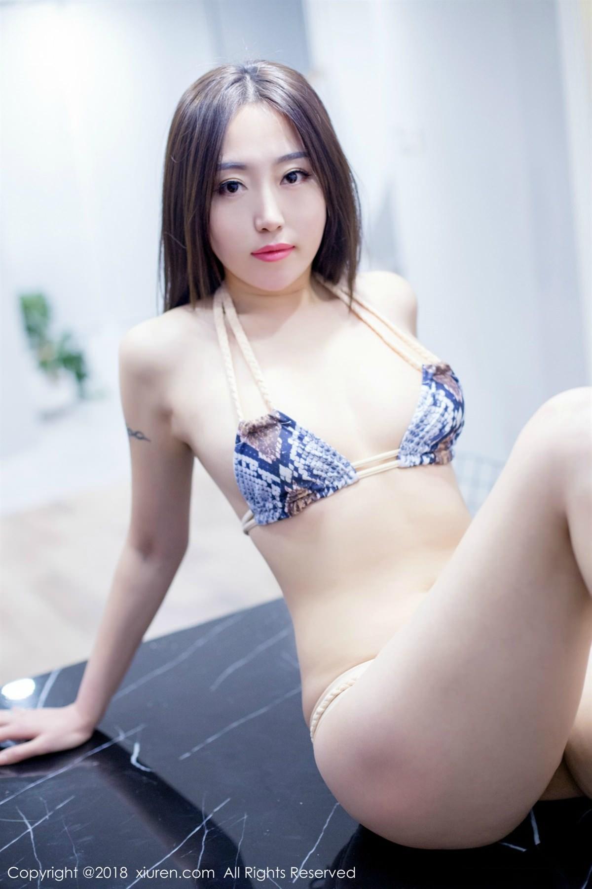 XiuRen No.1113 15P, Xiuren, Yi Wen Eva