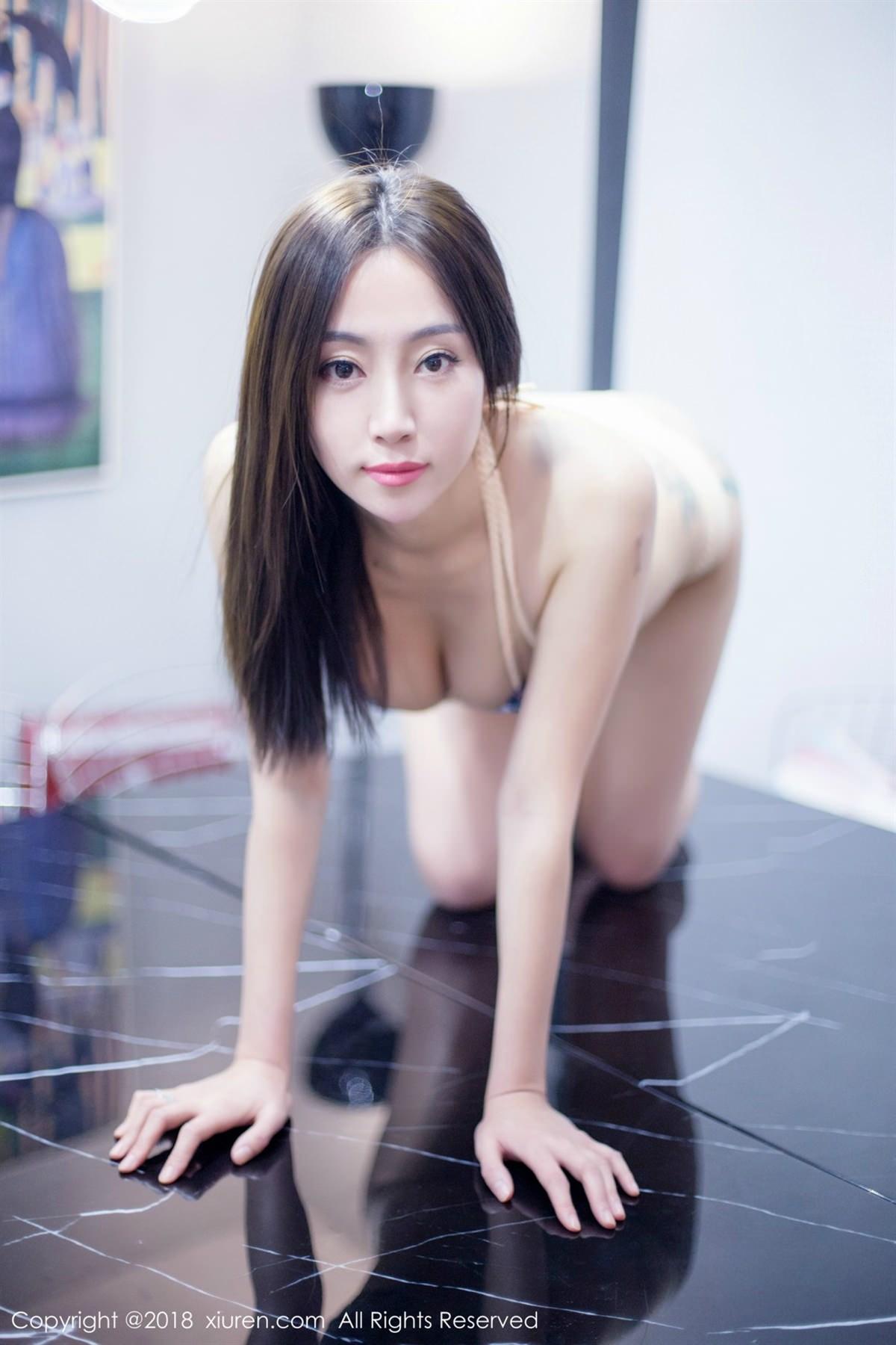 XiuRen No.1113 17P, Xiuren, Yi Wen Eva