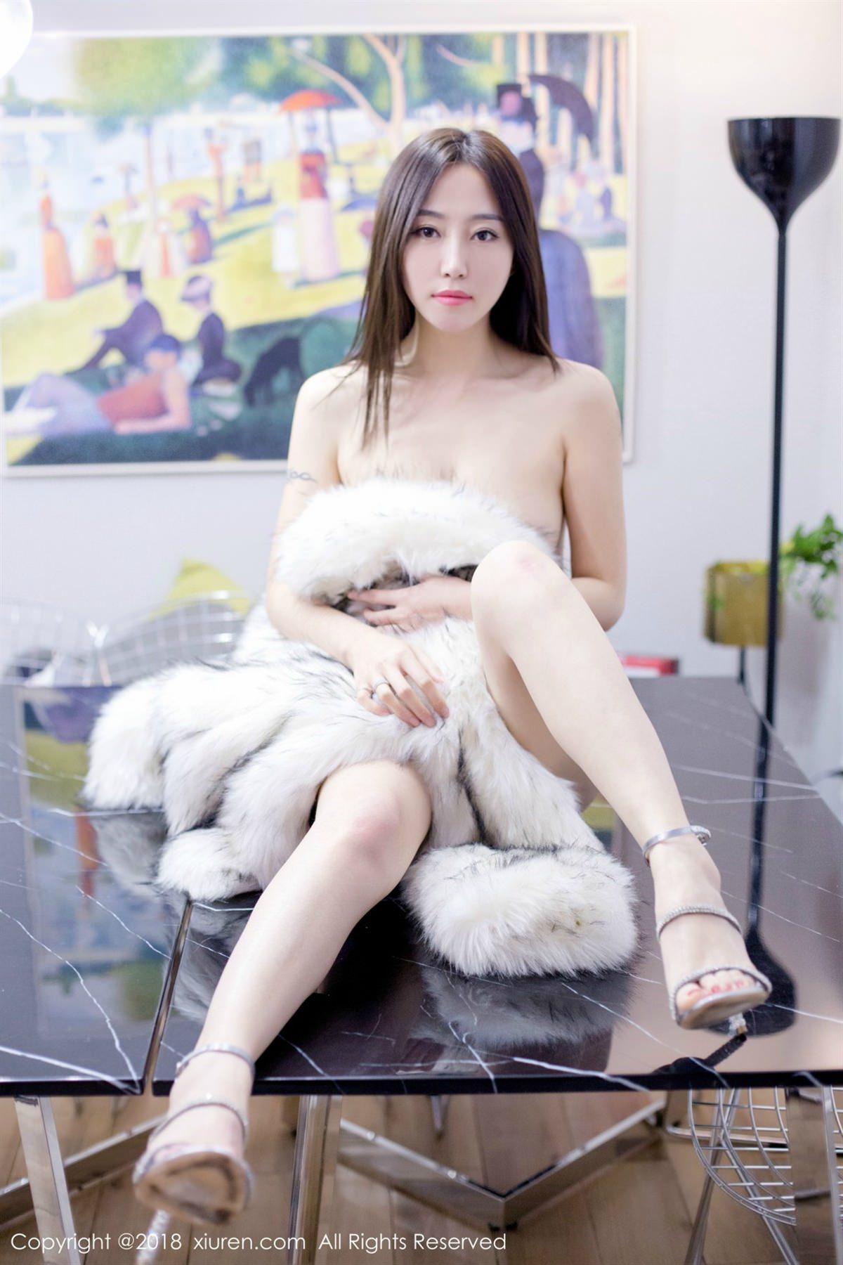 XiuRen No.1113 19P, Xiuren, Yi Wen Eva