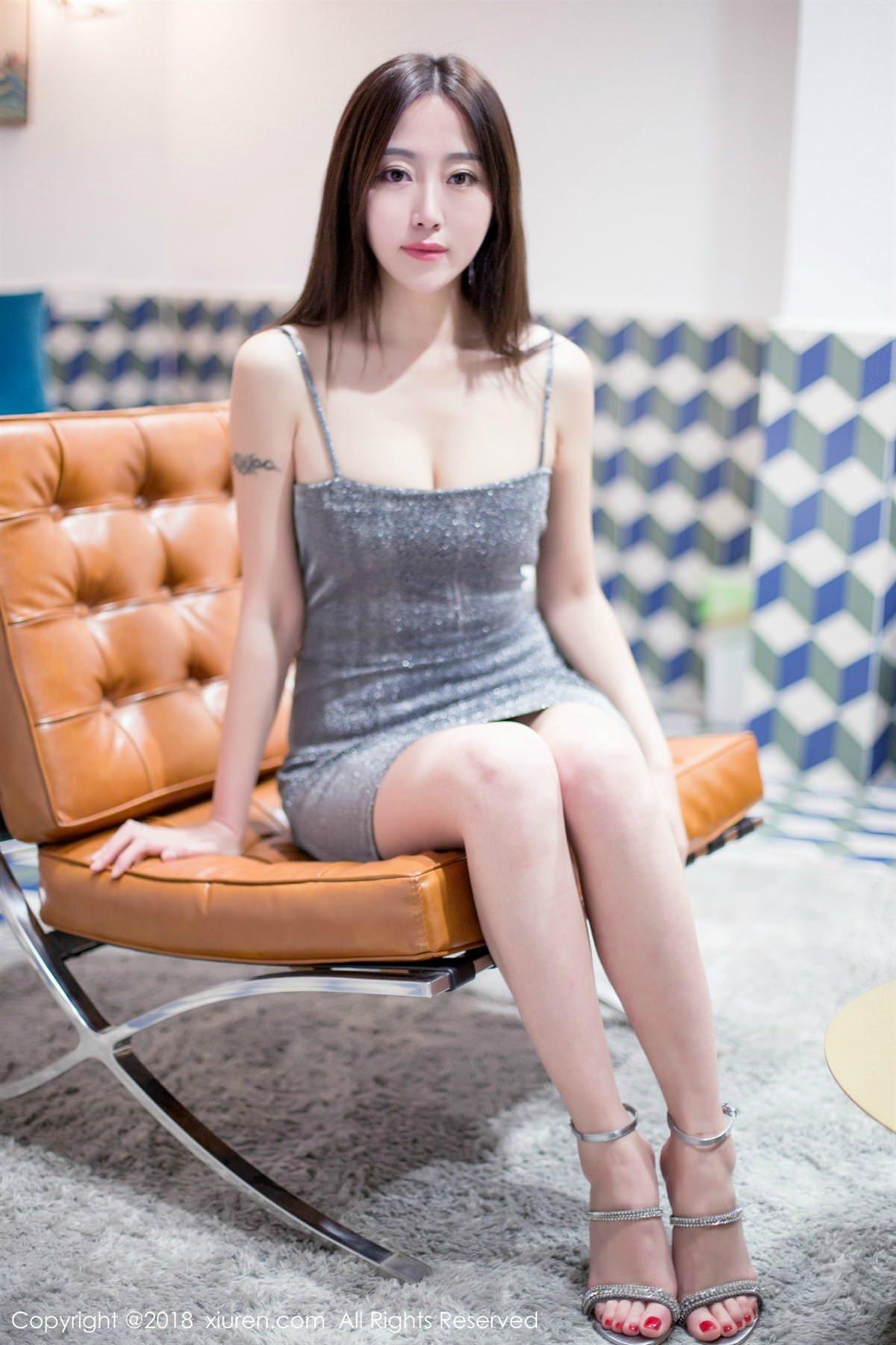 XiuRen No.1113 1P, Xiuren, Yi Wen Eva