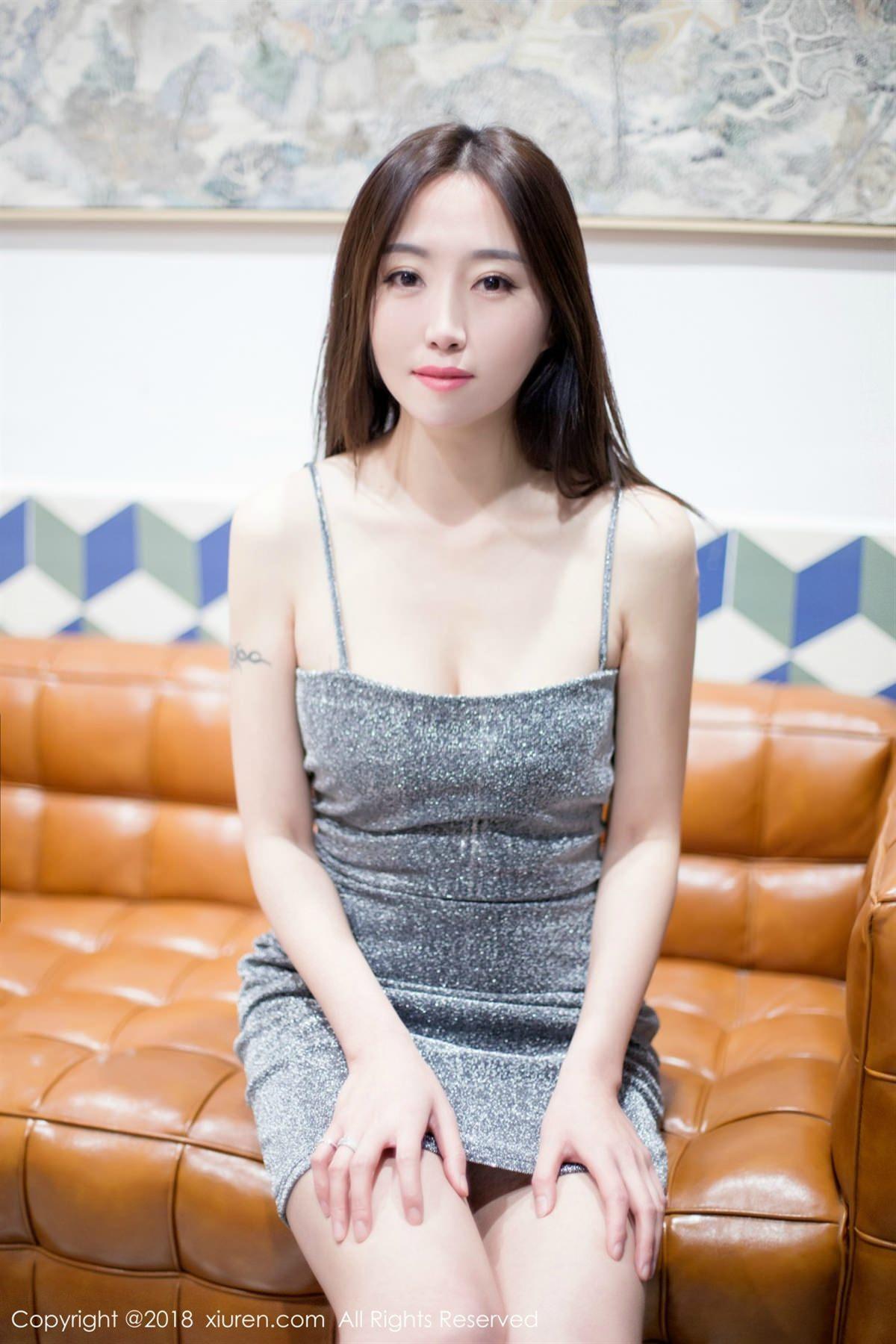 XiuRen No.1113 2P, Xiuren, Yi Wen Eva