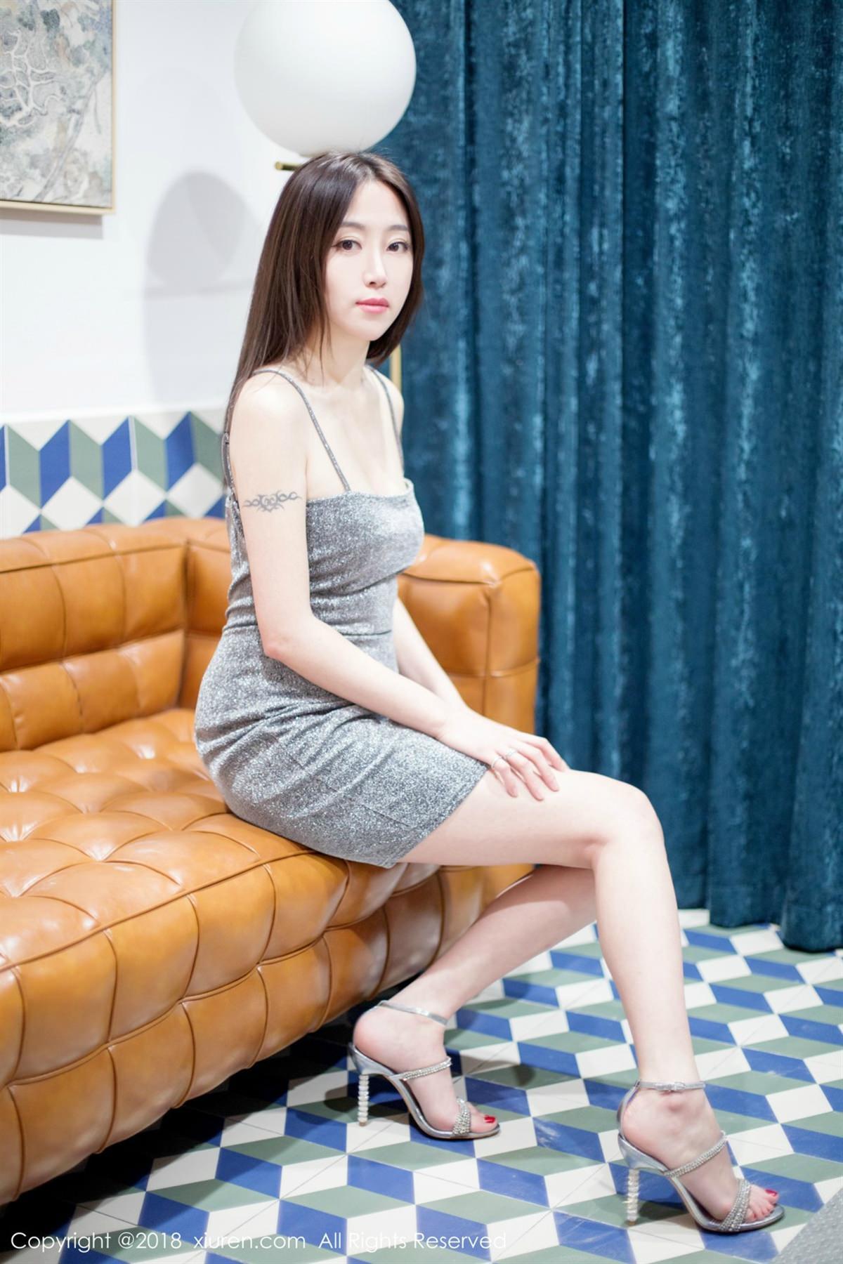 XiuRen No.1113 3P, Xiuren, Yi Wen Eva