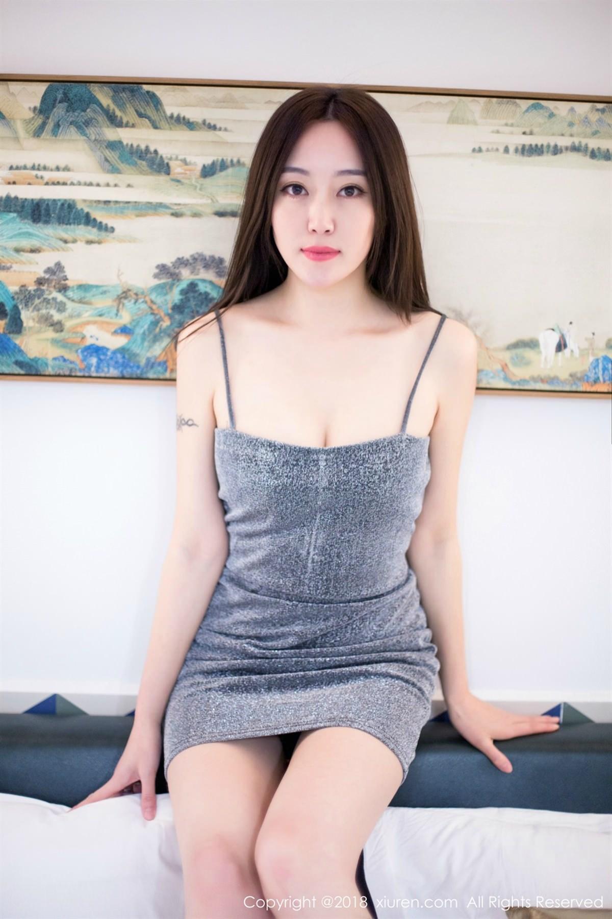 XiuRen No.1113 5P, Xiuren, Yi Wen Eva