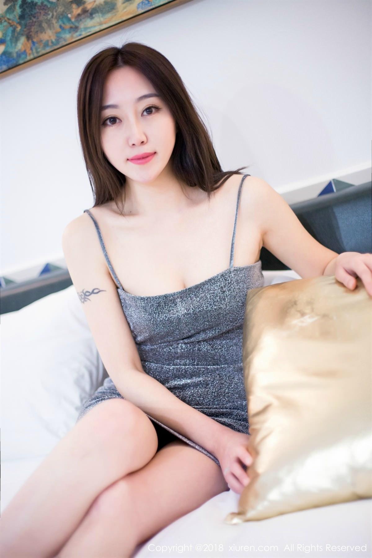 XiuRen No.1113 6P, Xiuren, Yi Wen Eva