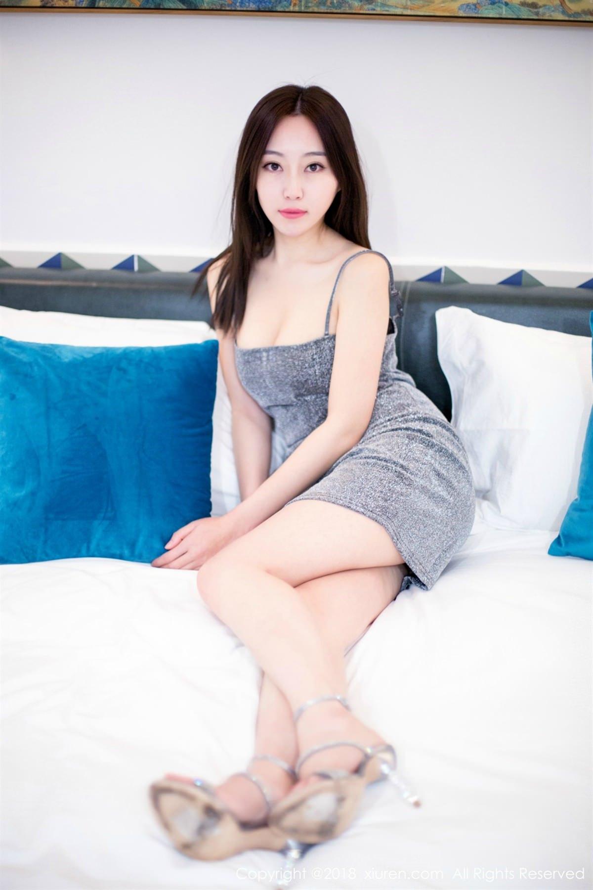 XiuRen No.1113 7P, Xiuren, Yi Wen Eva