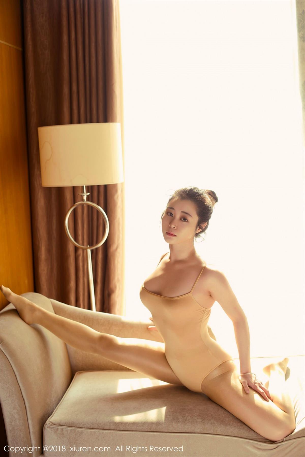 XiuRen No.1114 6P, Jin Zi Grace, Xiuren