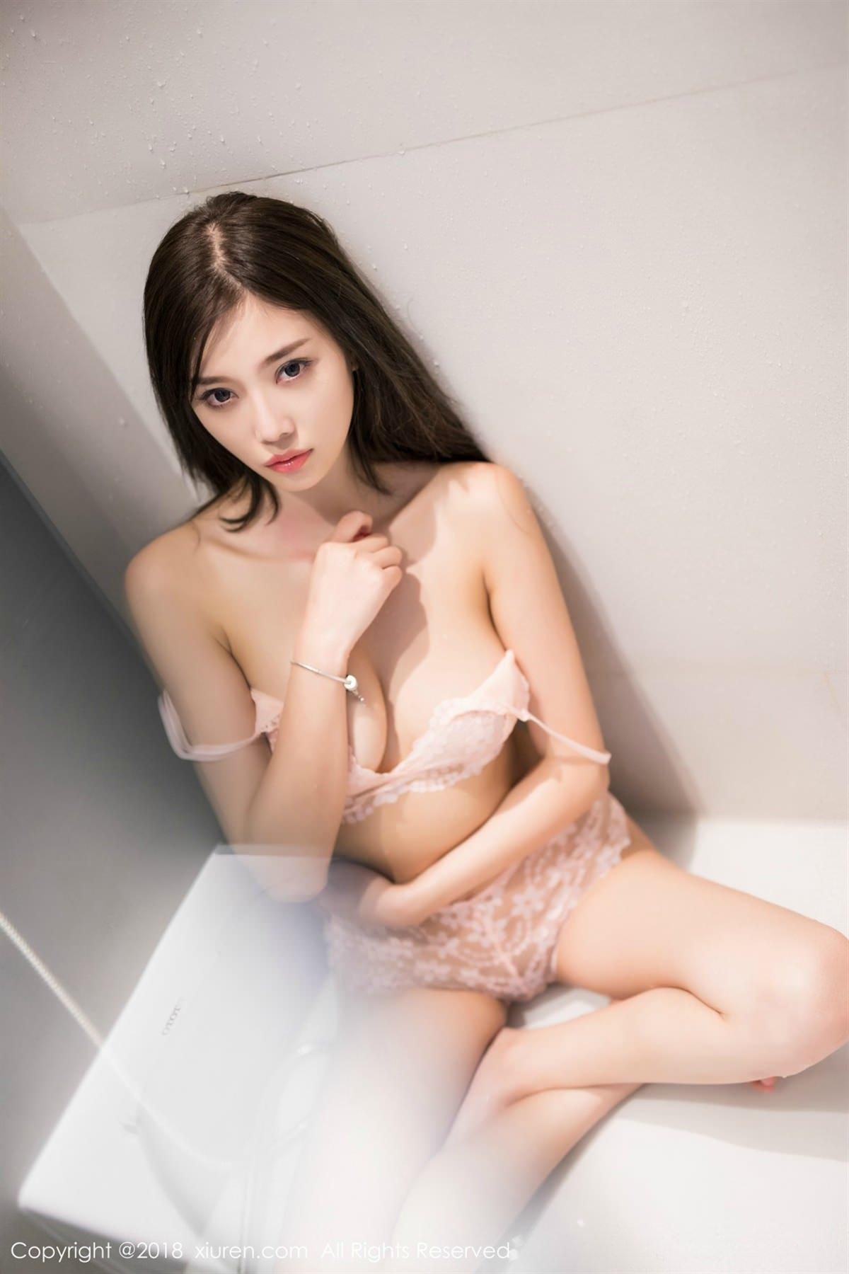 XiuRen No.1117 6P, Xiuren, Yang Chen Chen