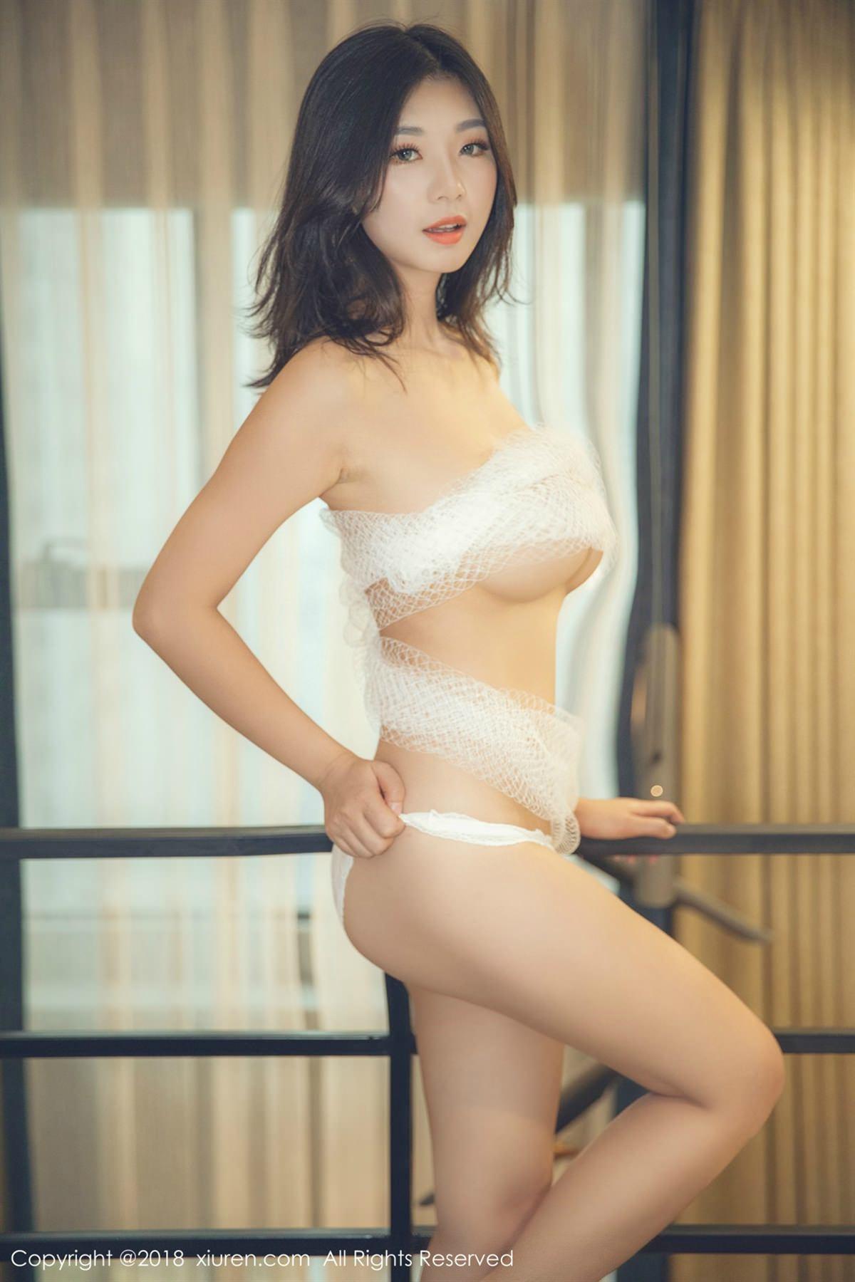 XiuRen No.1119 3P, Song Ki Ki, Xiuren