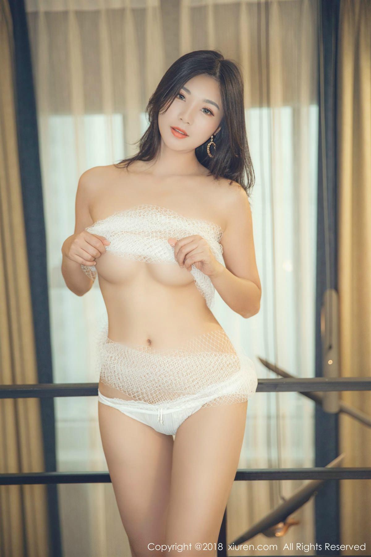 XiuRen No.1119 4P, Song Ki Ki, Xiuren