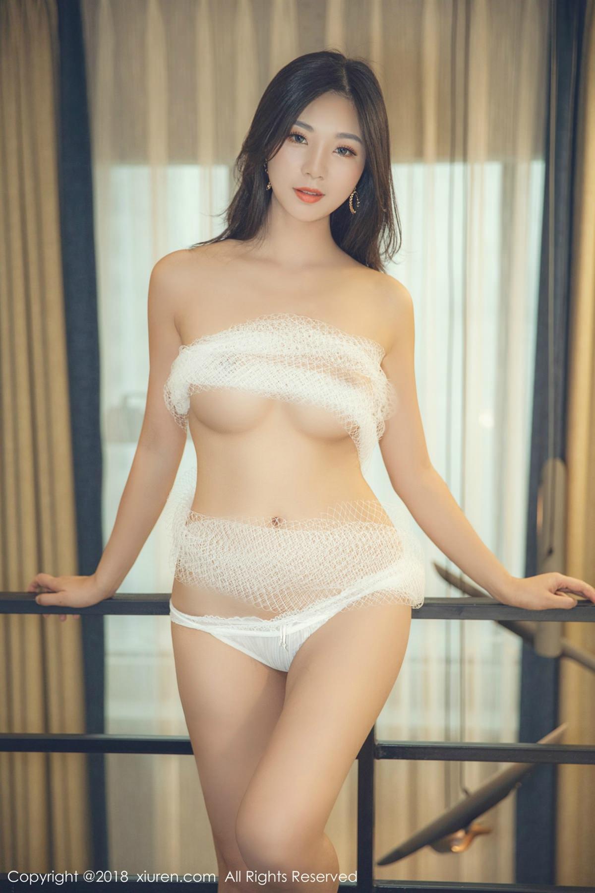 XiuRen No.1119 6P, Song Ki Ki, Xiuren