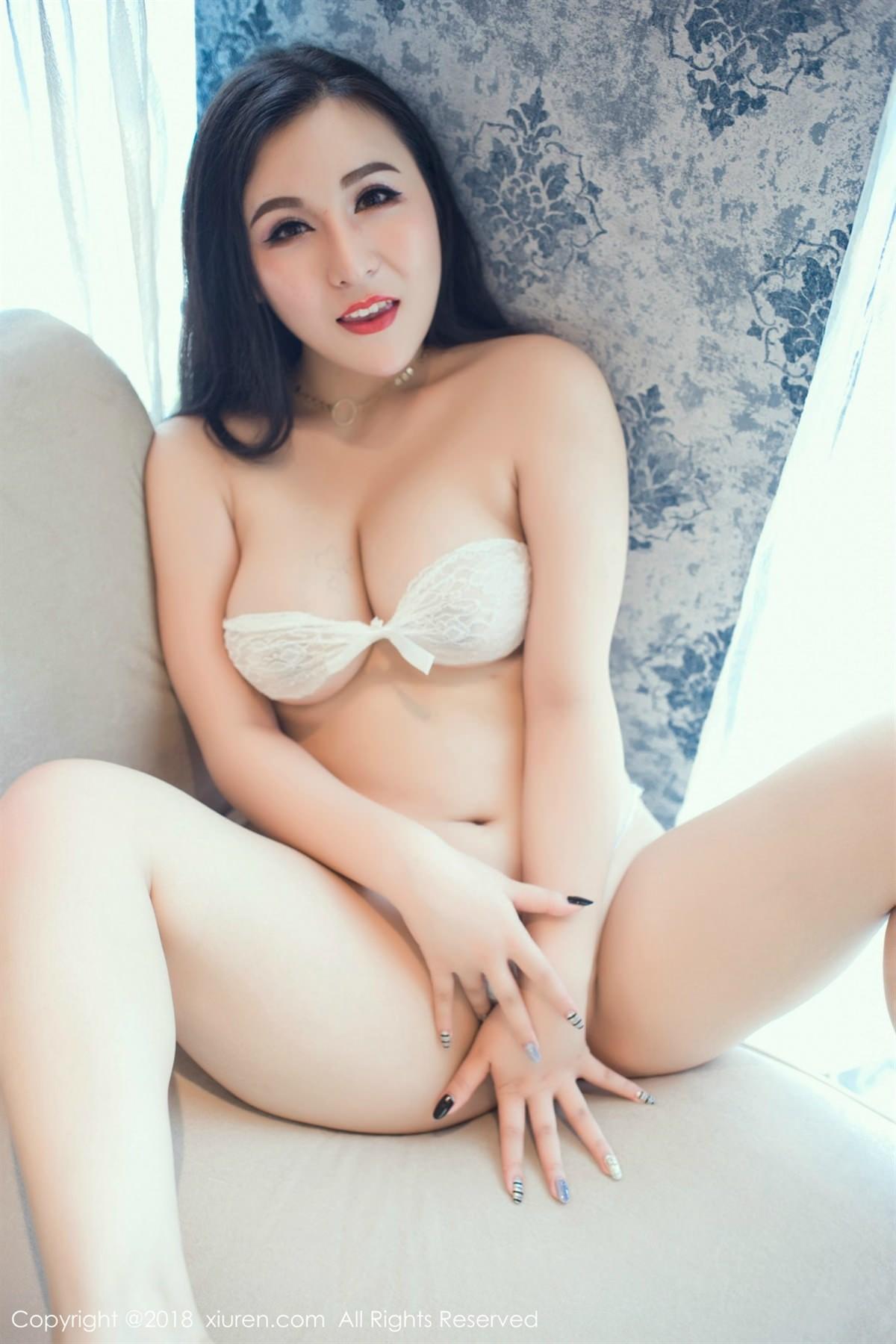 XiuRen No.1122 43P, Xiuren, Yi Ruo