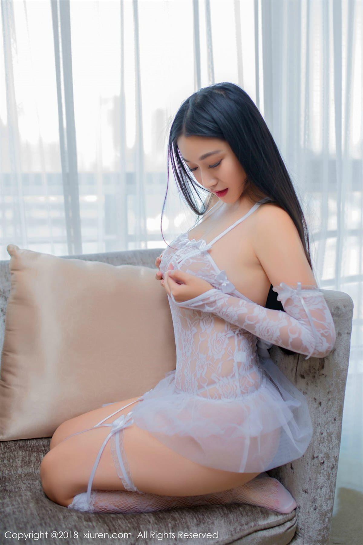 XiuRen No.1123 4P, Xiuren, Yang Yu Nu