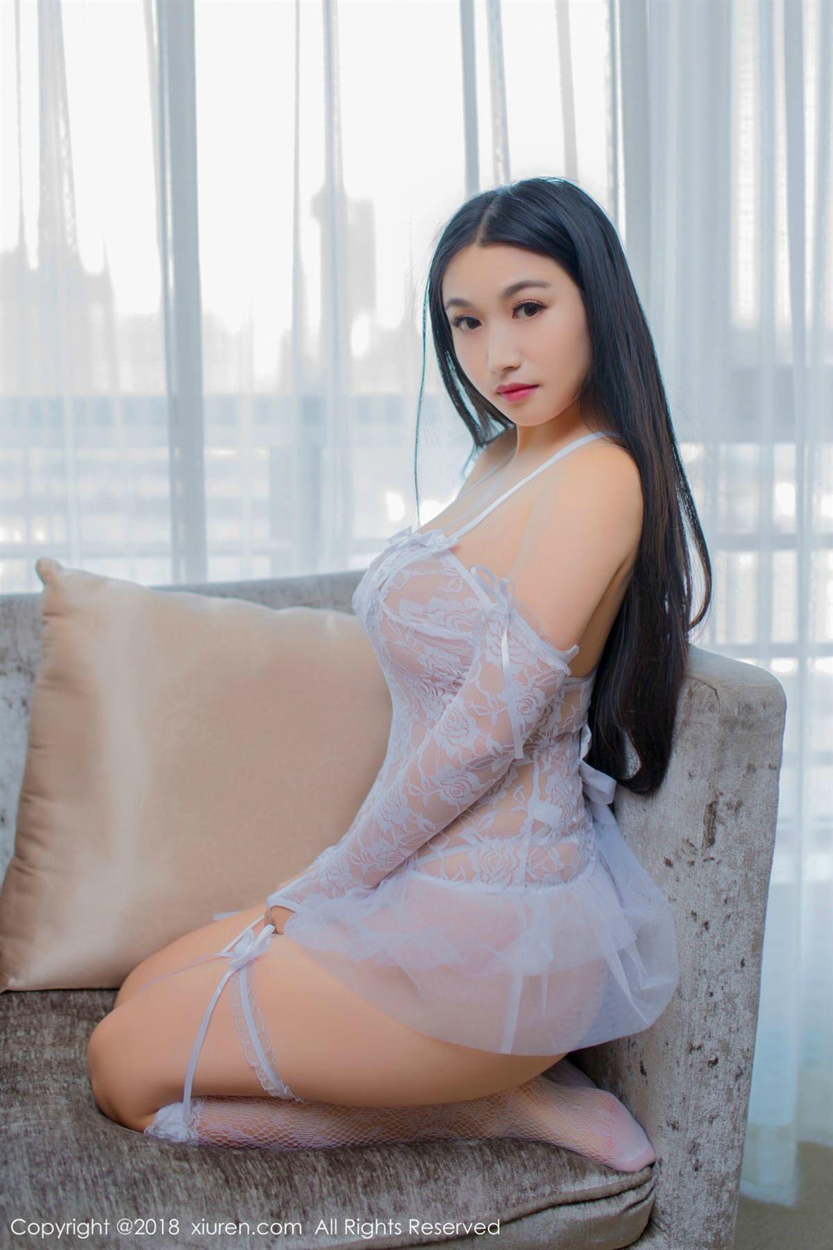 XiuRen No.1123 6P, Xiuren, Yang Yu Nu