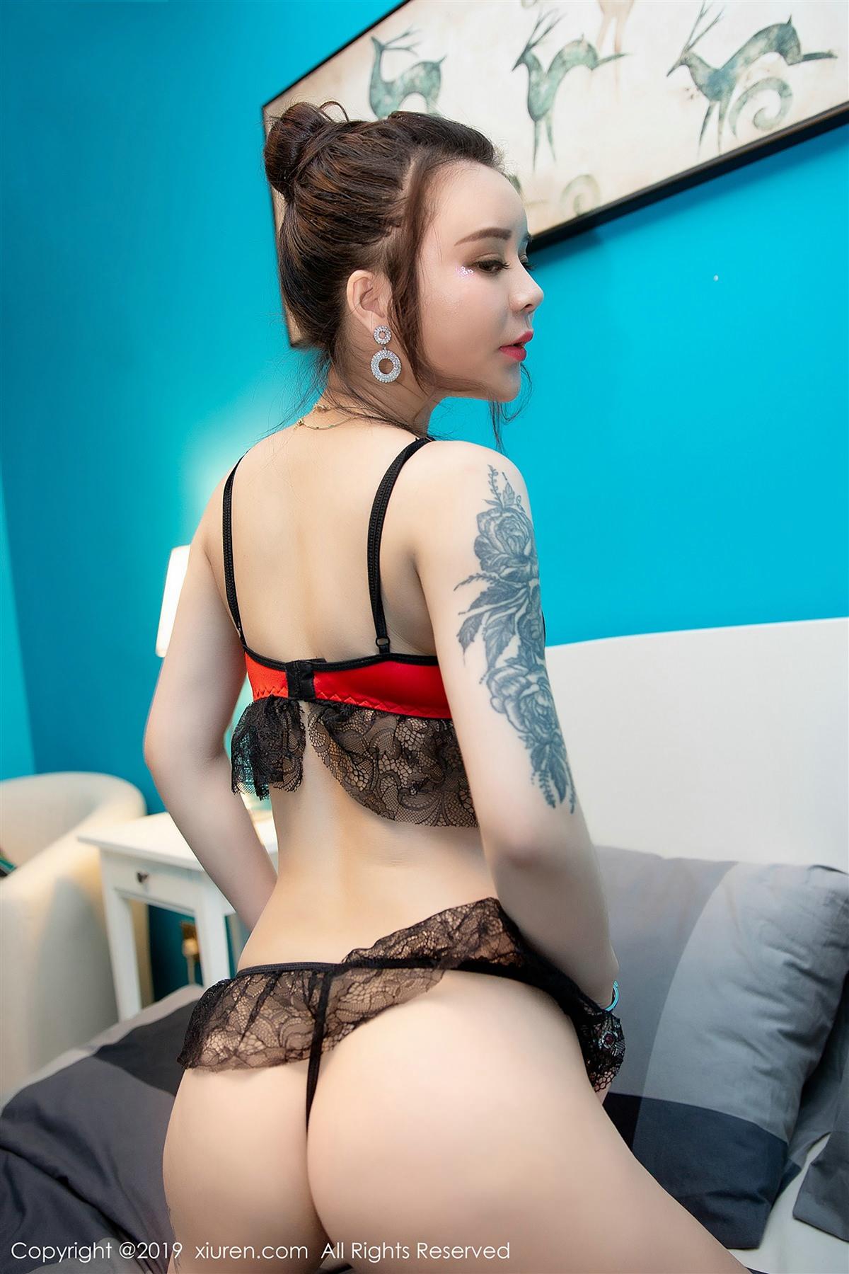 XiuRen No.1298 38P, Ai Li Sha Lisa, Xiuren