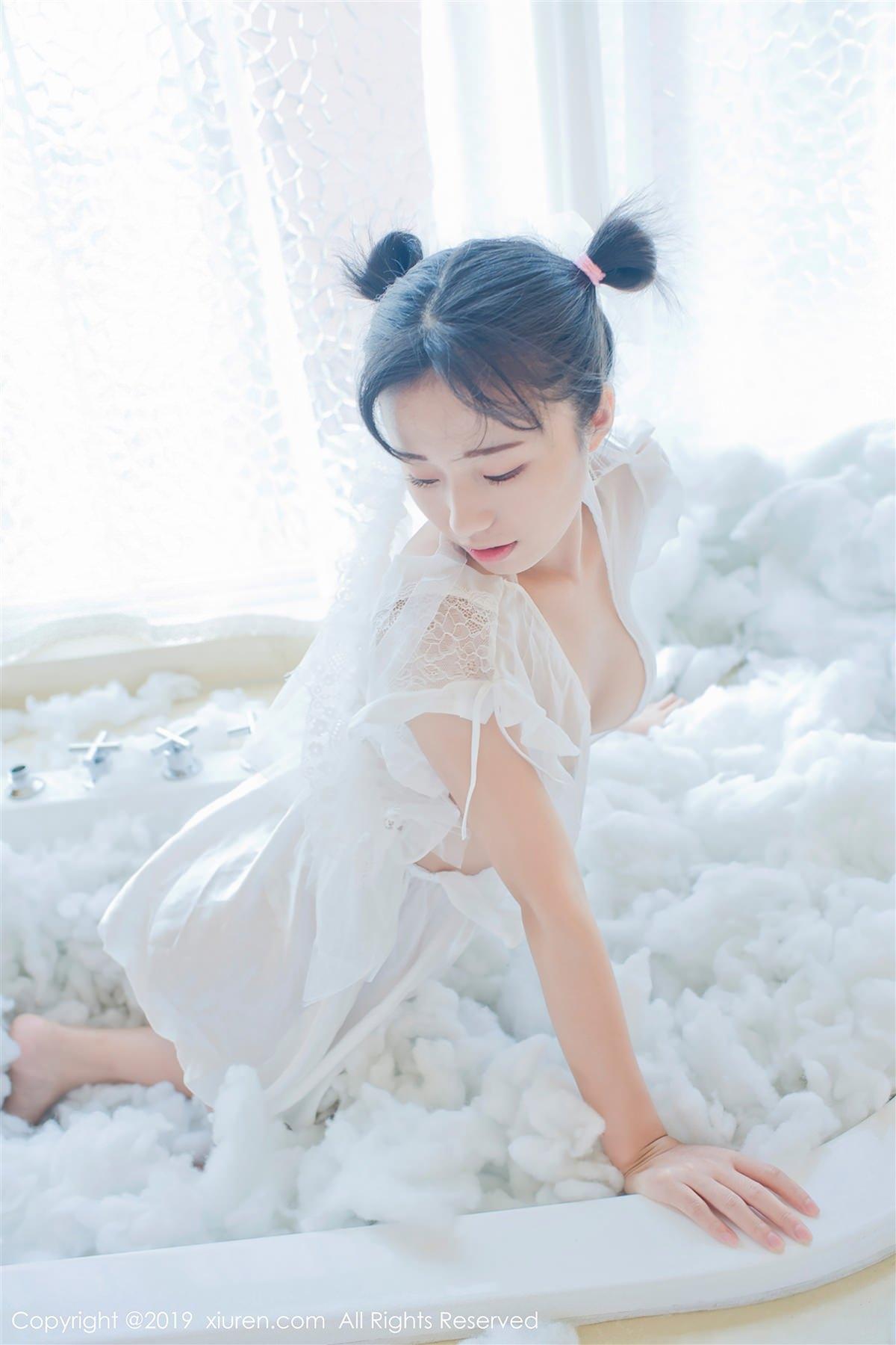 XiuRen No.1313 2P, Cang Jing You Xiang, Xiuren