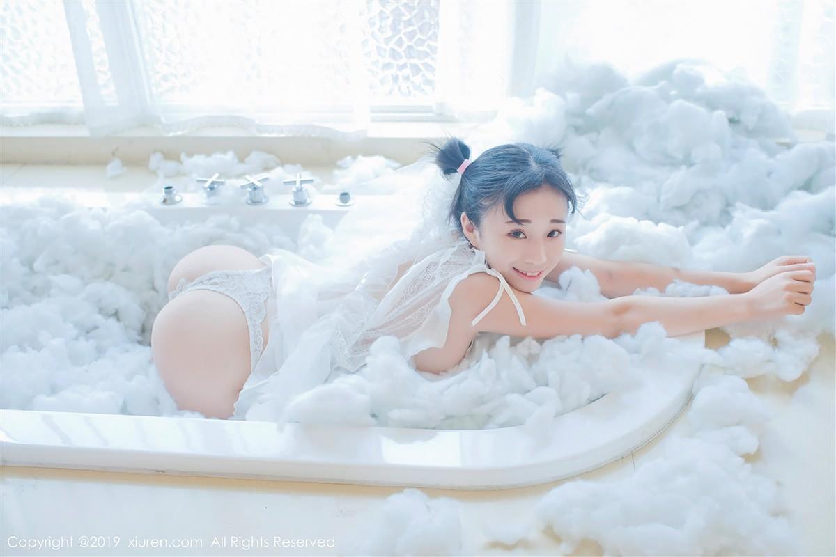 XiuRen No.1313 3P, Cang Jing You Xiang, Xiuren