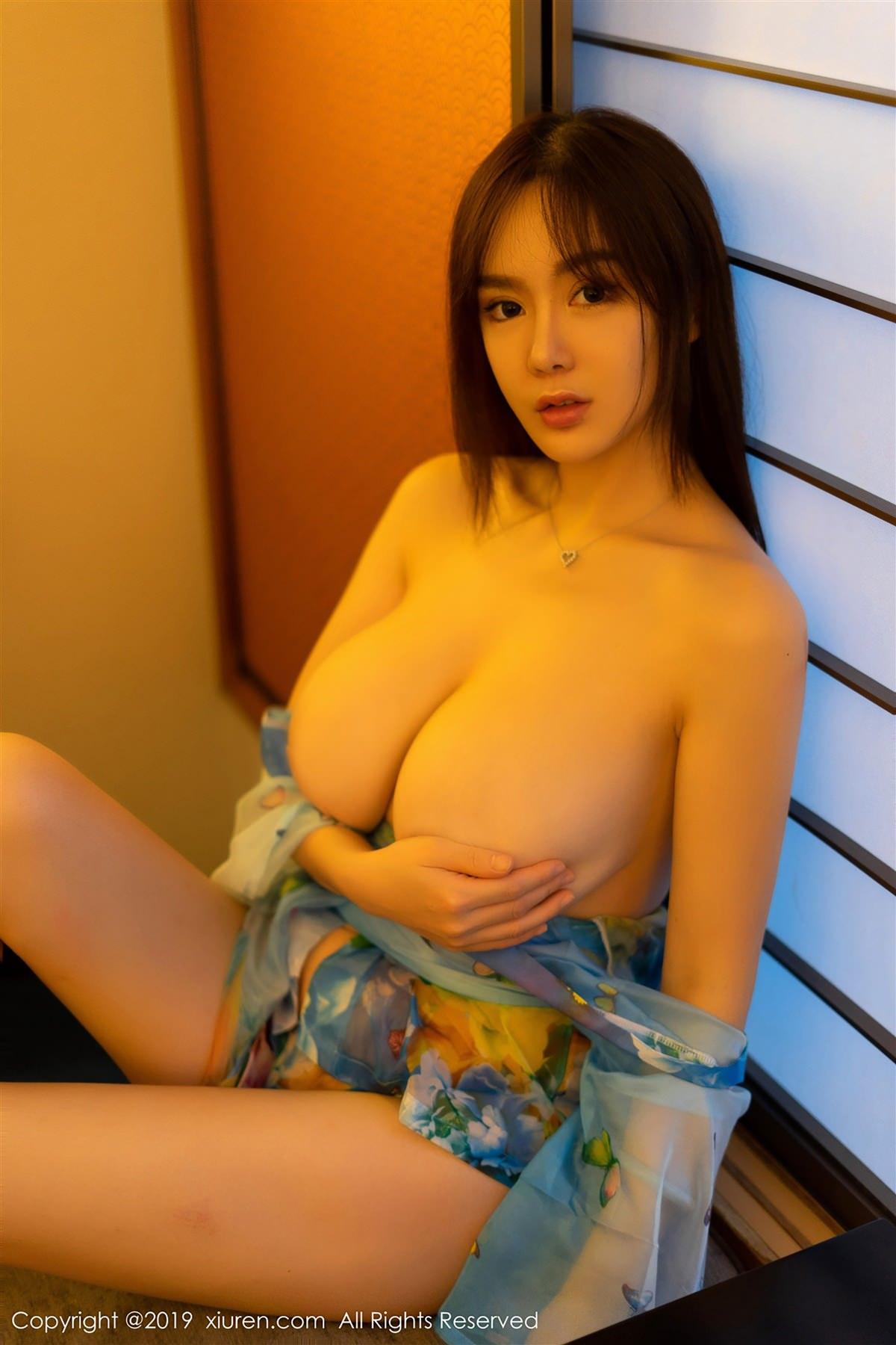 XiuRen No.1319 14P, Xiuren, Yi Yang