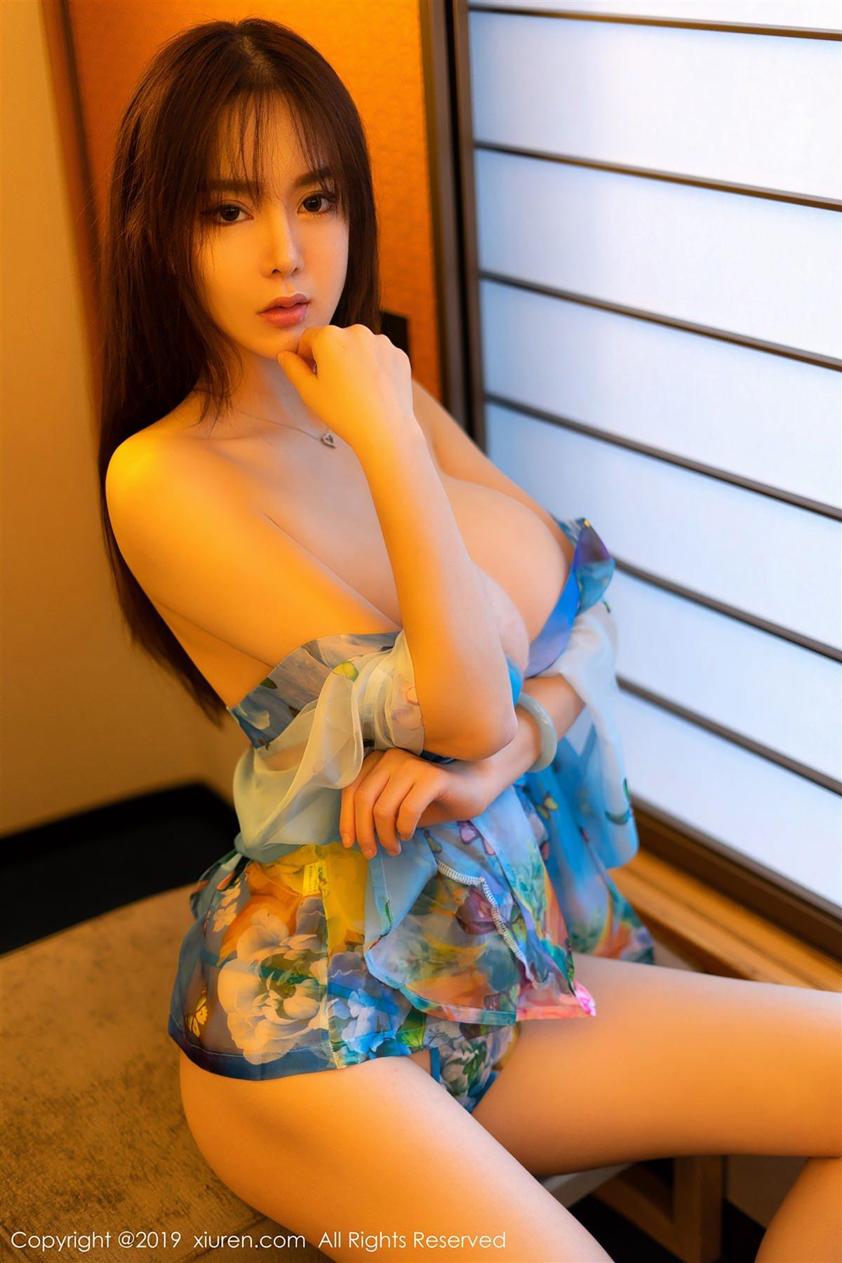 XiuRen No.1319 1P, Xiuren, Yi Yang