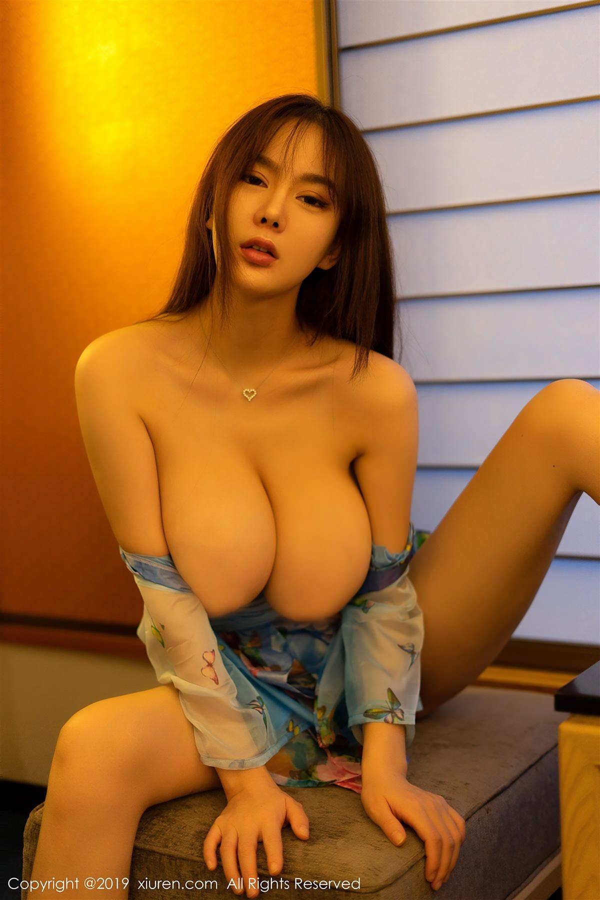 XiuRen No.1319 24P, Xiuren, Yi Yang