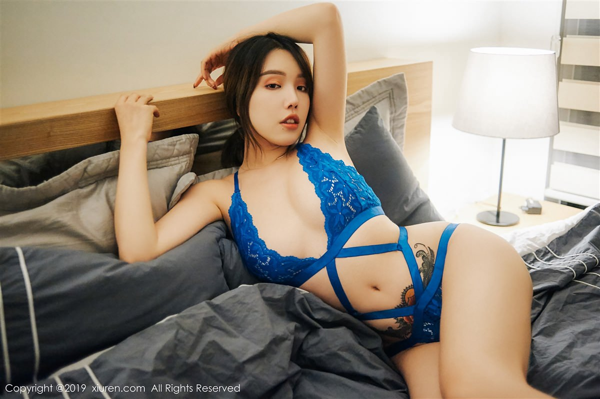XiuRen No.1332 2P, Huang Le Ran, Xiuren
