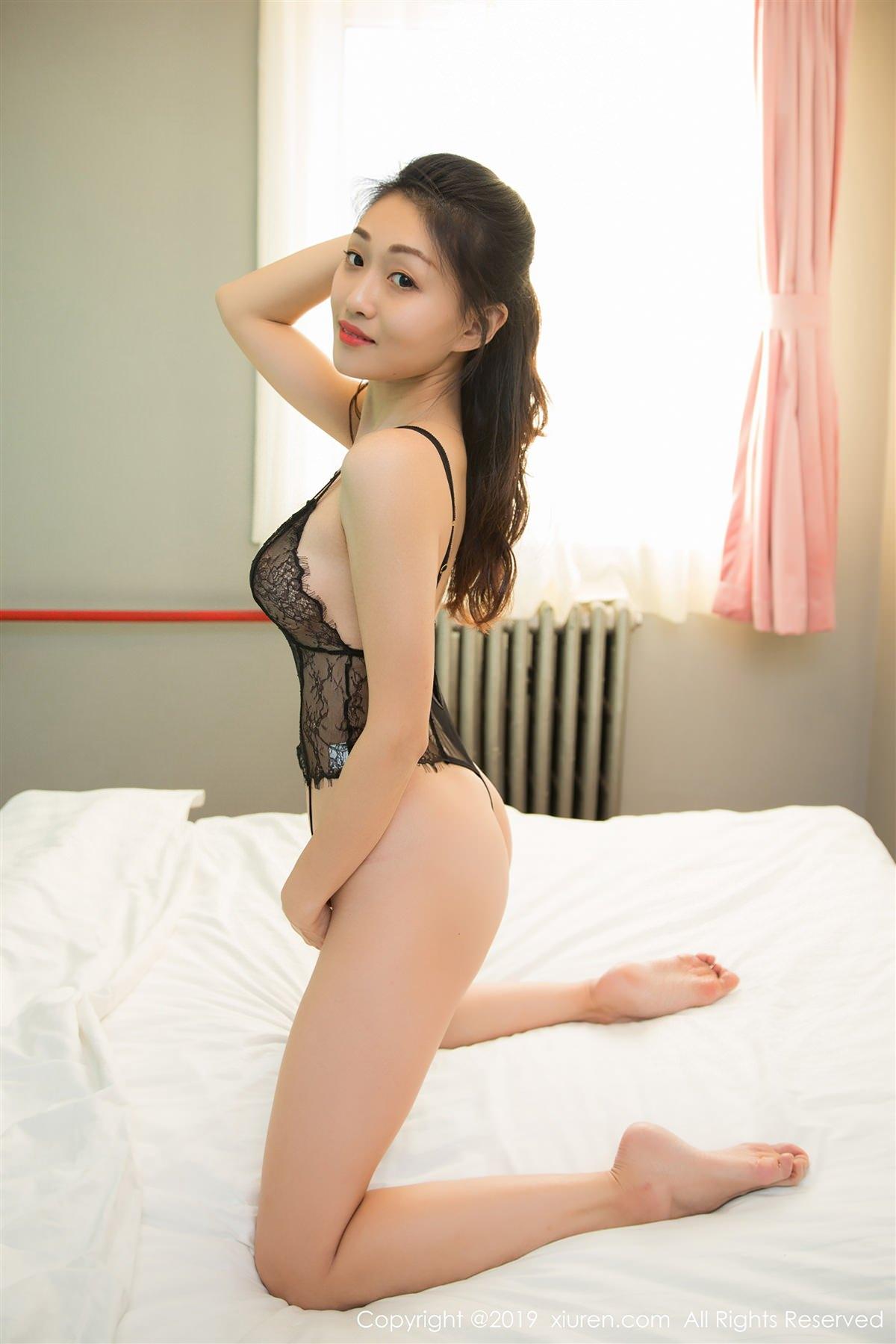 XiuRen No.1336 4P, Hu Xiao Yao, Xiuren